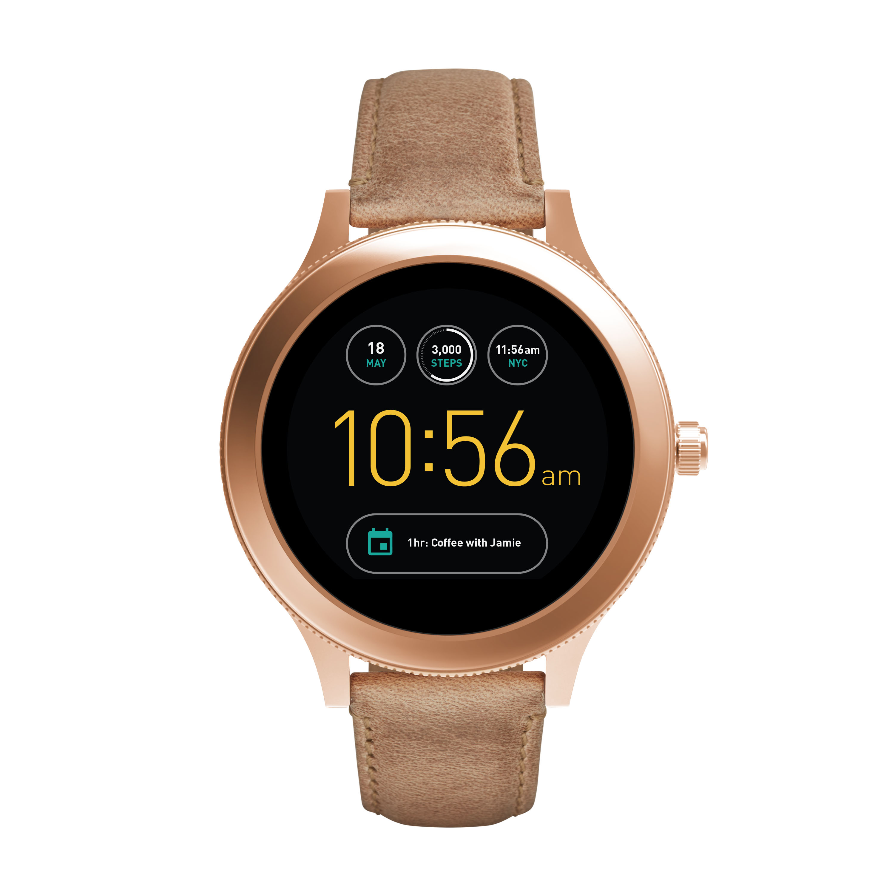 Fossil announces a slew of branded hybrid analog and ...