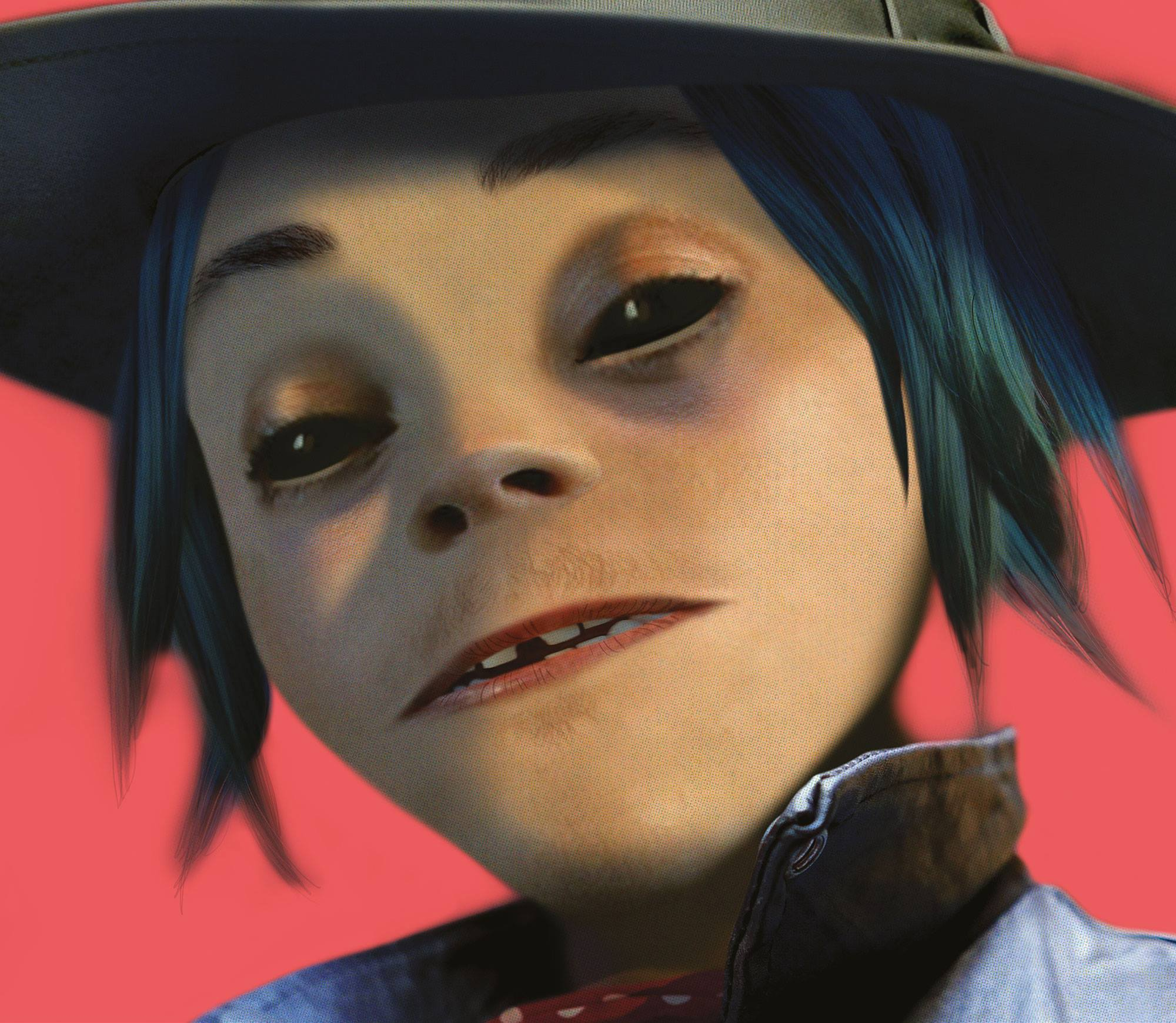 Image result for gorillaz CGI look