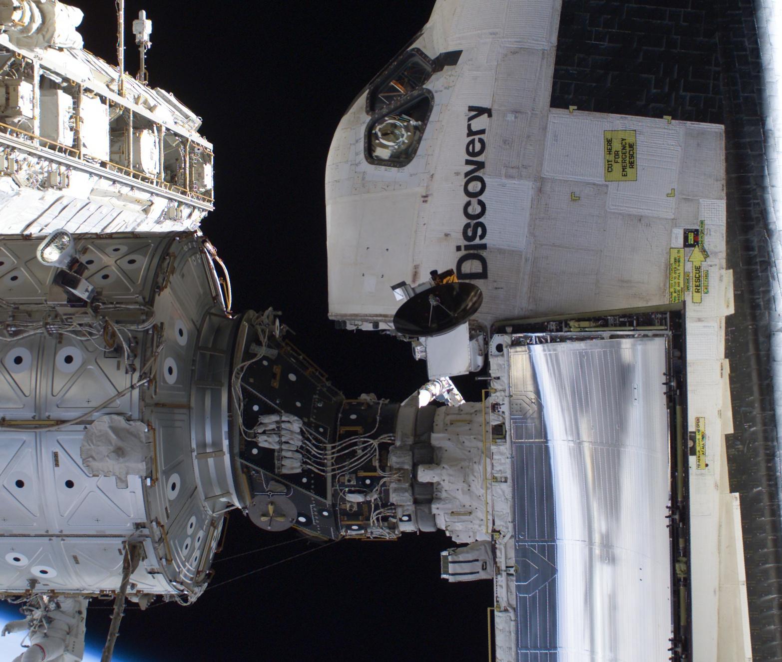 International Space Station Spacewalks To Begin Today