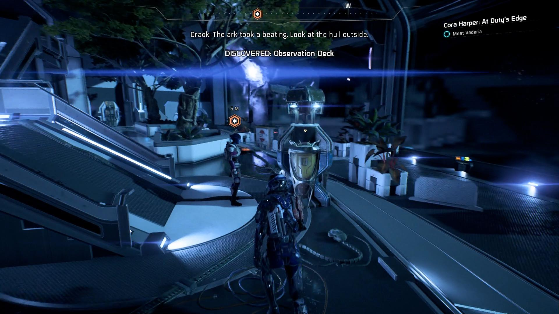 Mass Effect: Andromeda guide: Cora's loyalty missions - Polygon