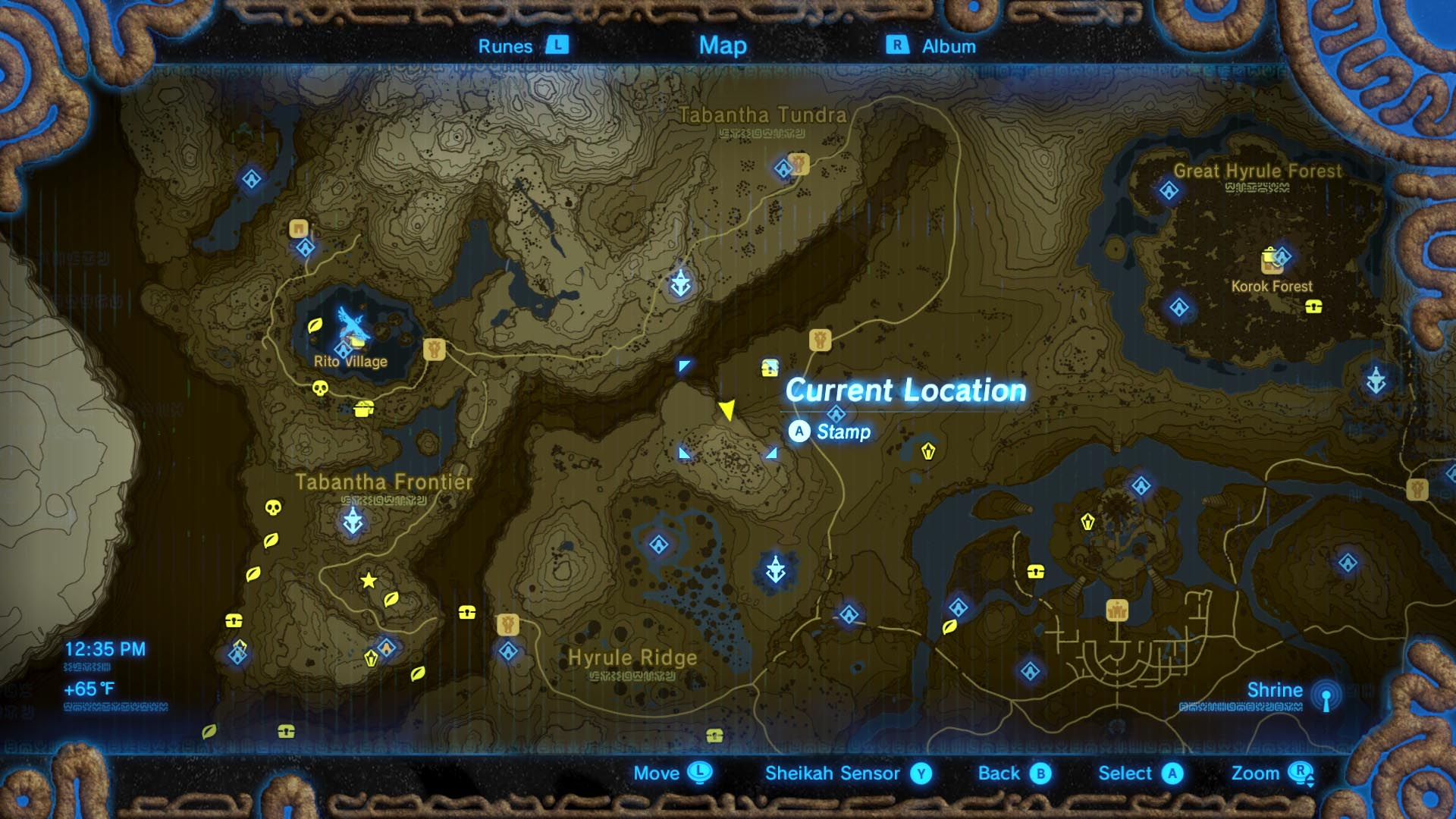 Zelda: Breath of the Wild guide: Maag No'rah shrine