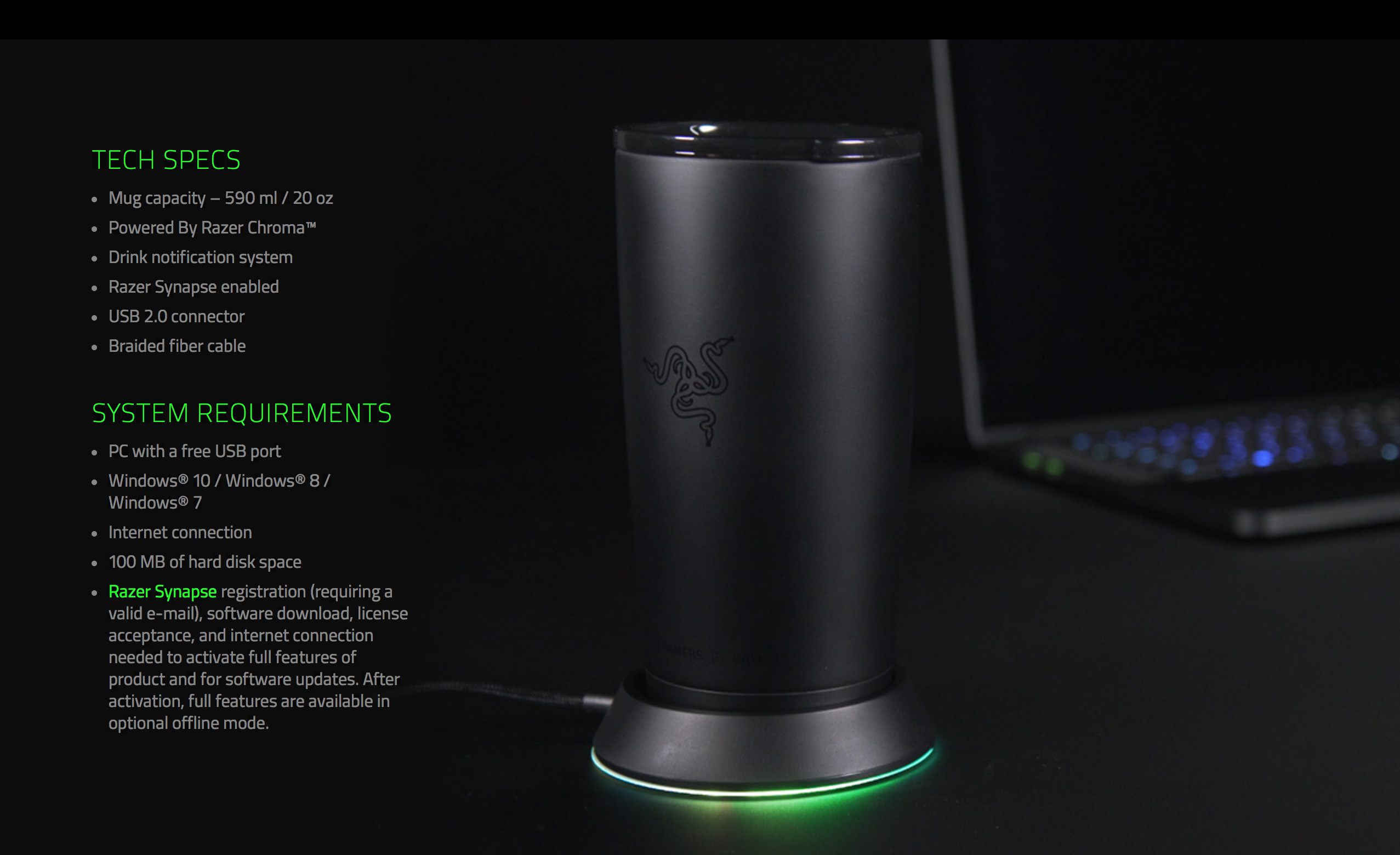 Razer zVault doles out free goodies for playing video games