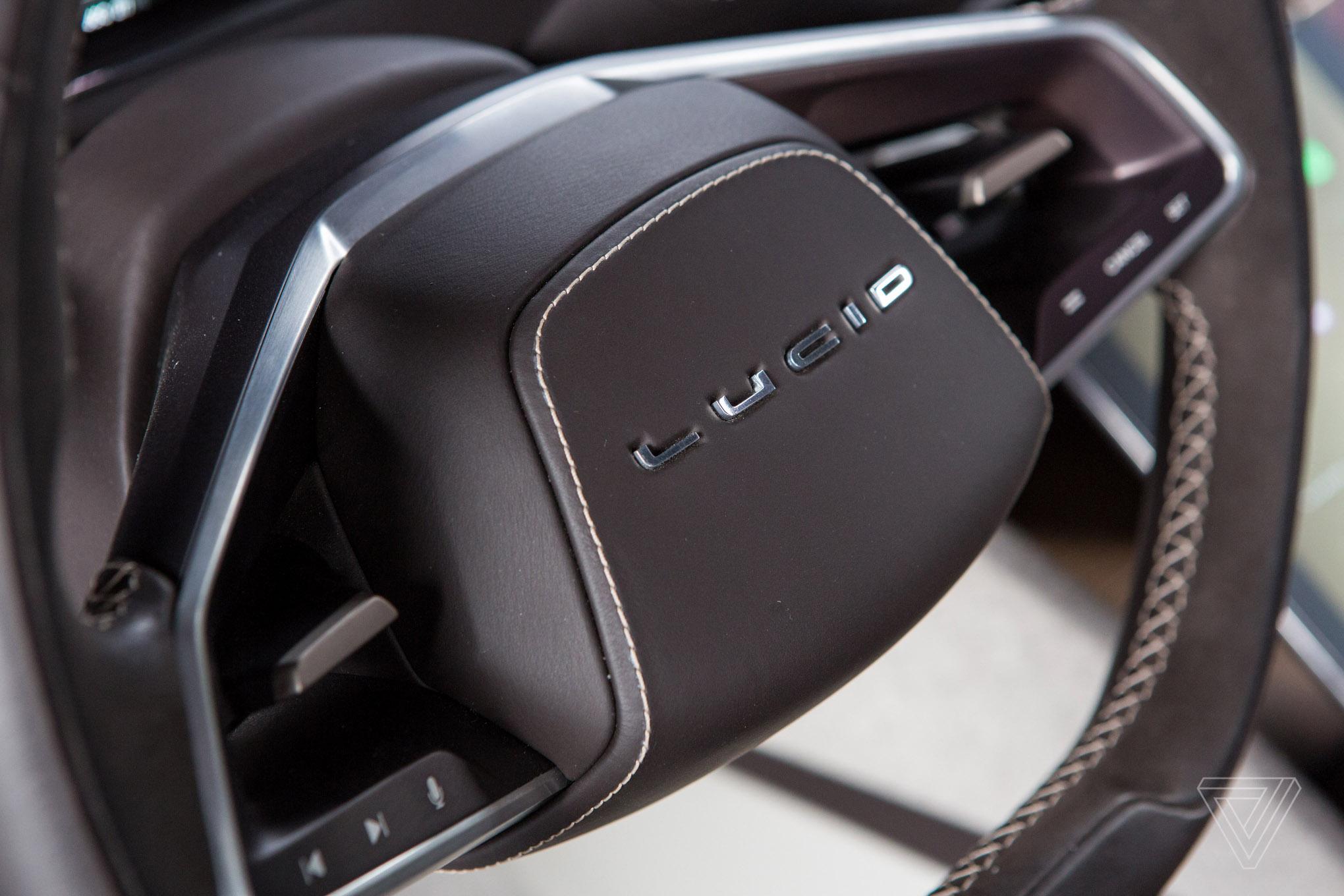 Lucid Motors Sleek Tesla Killer Redefines Electric Luxury The Verge