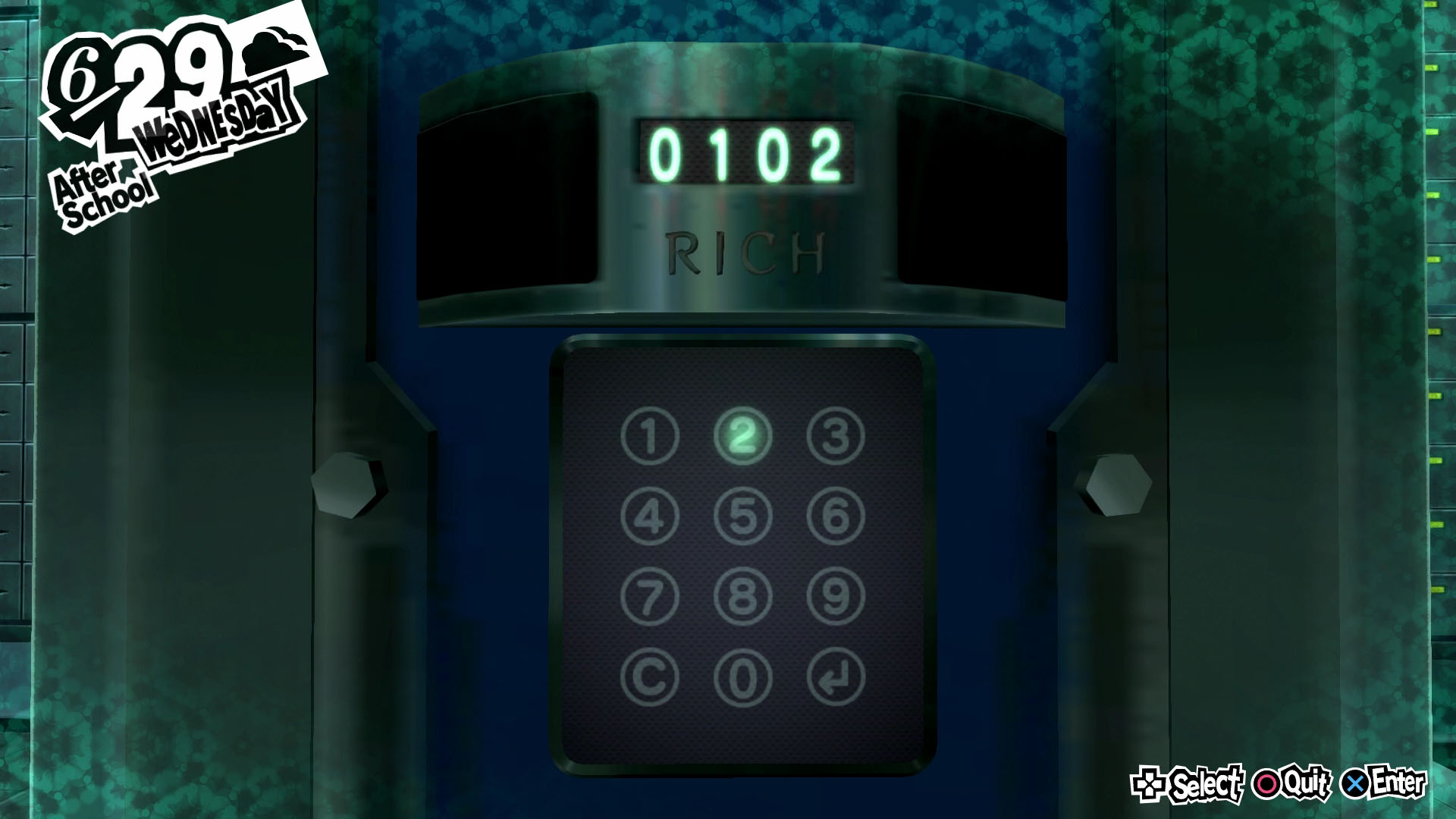 Is There A Safe Room In Kaneshiro S Palace