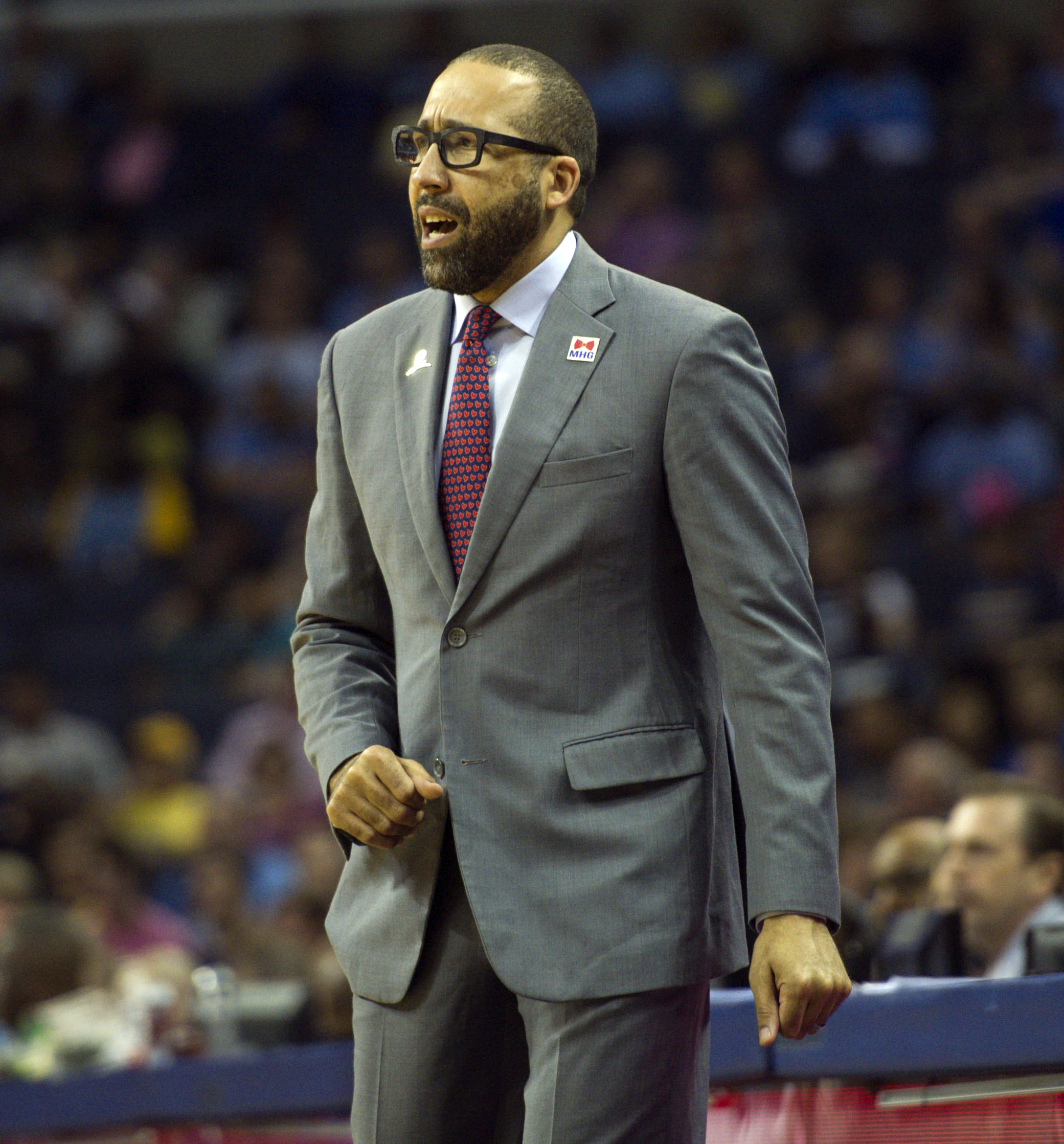 Grizzlies coach Fizdale fined US$30000 for refs rant