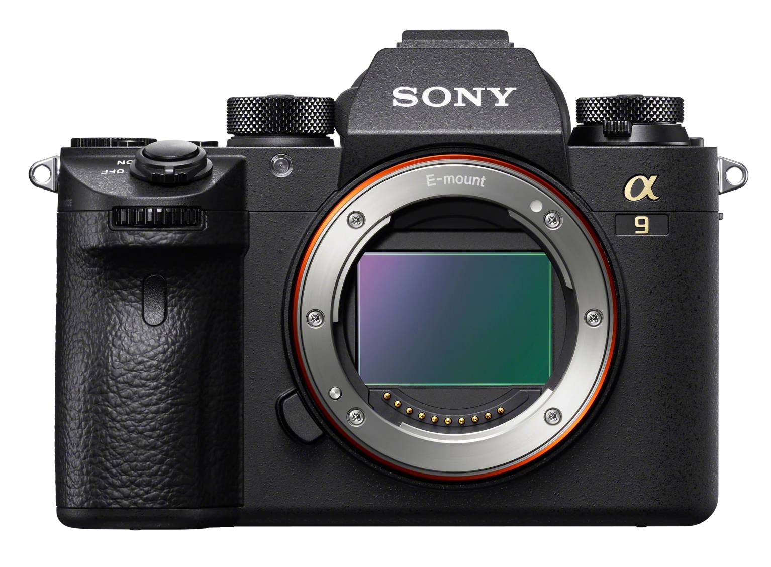 The Sony Alpha A9 is the ultimate mirrorless full-frame camera