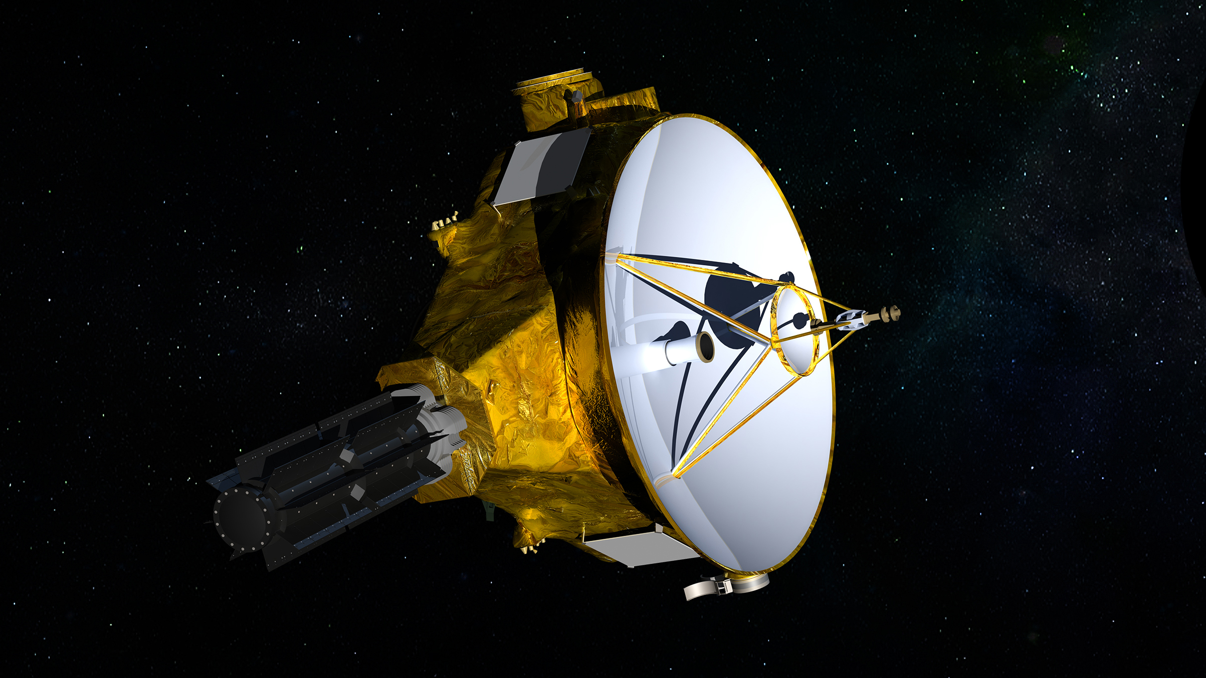 nasa new horizons probe - photo #11