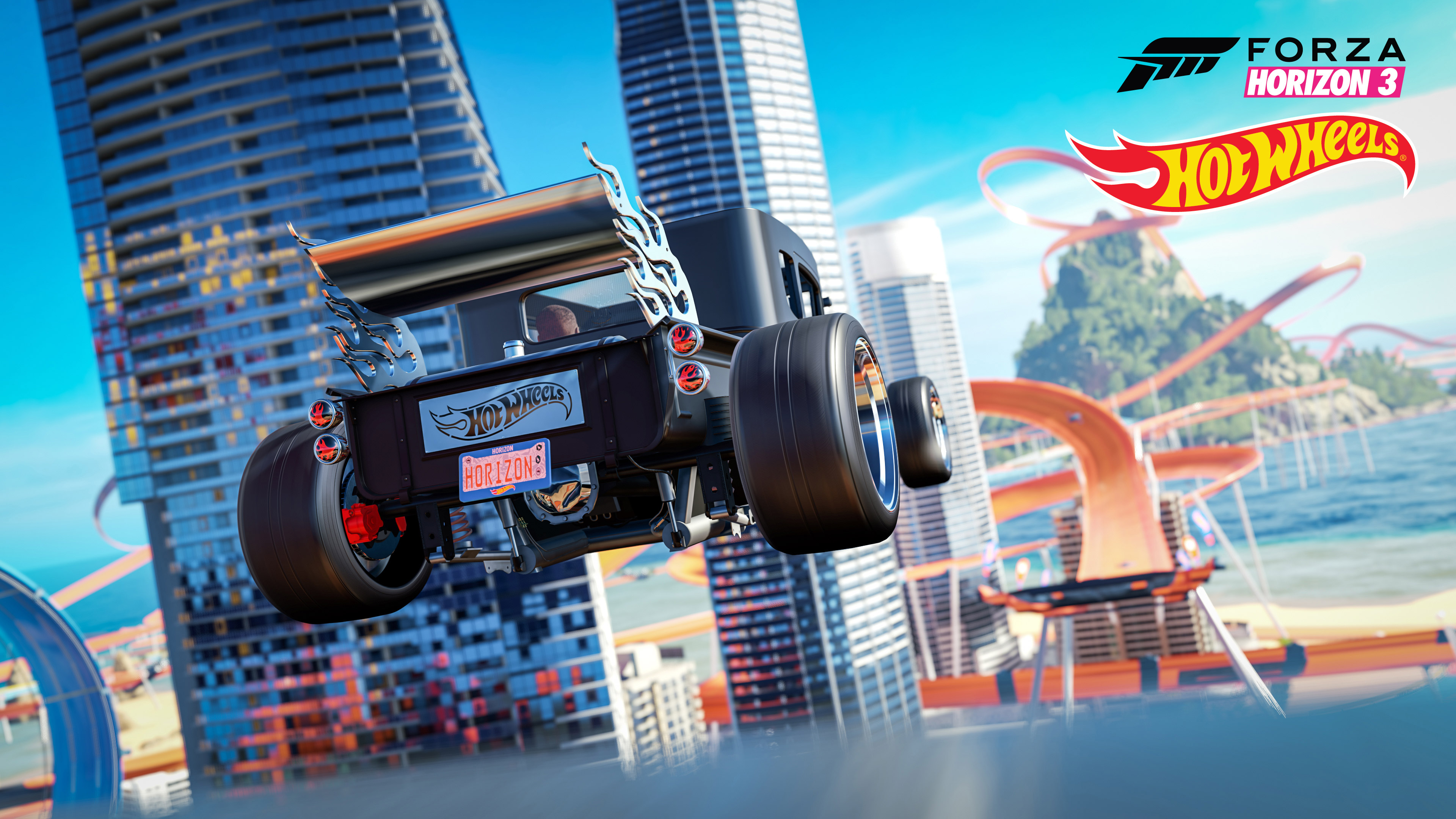 forza horizon 3 u2019s getting a cool hot wheels expansion