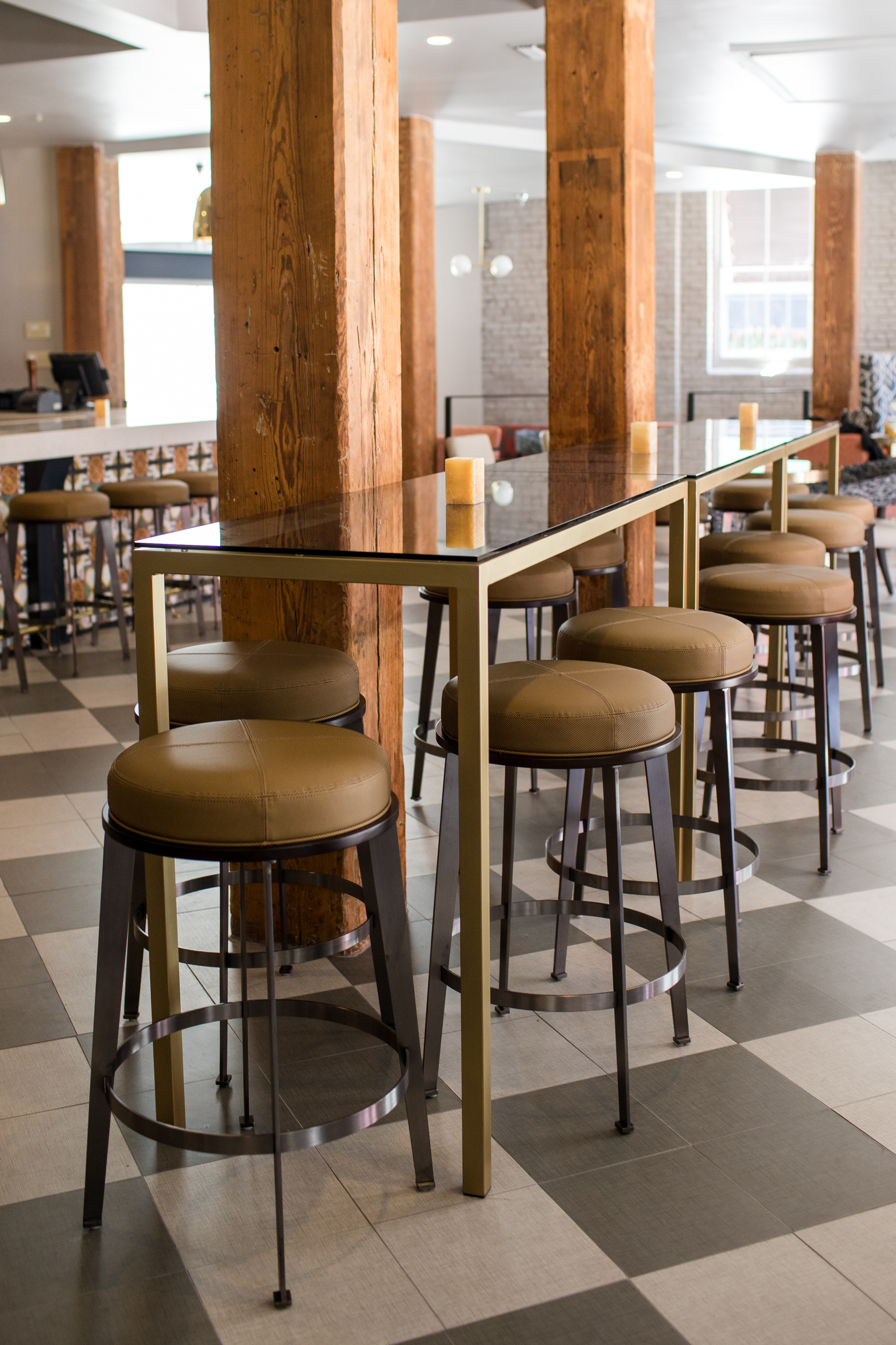 Family Style Tables Create A Communal Social House Vibe At NOSH BRASTED