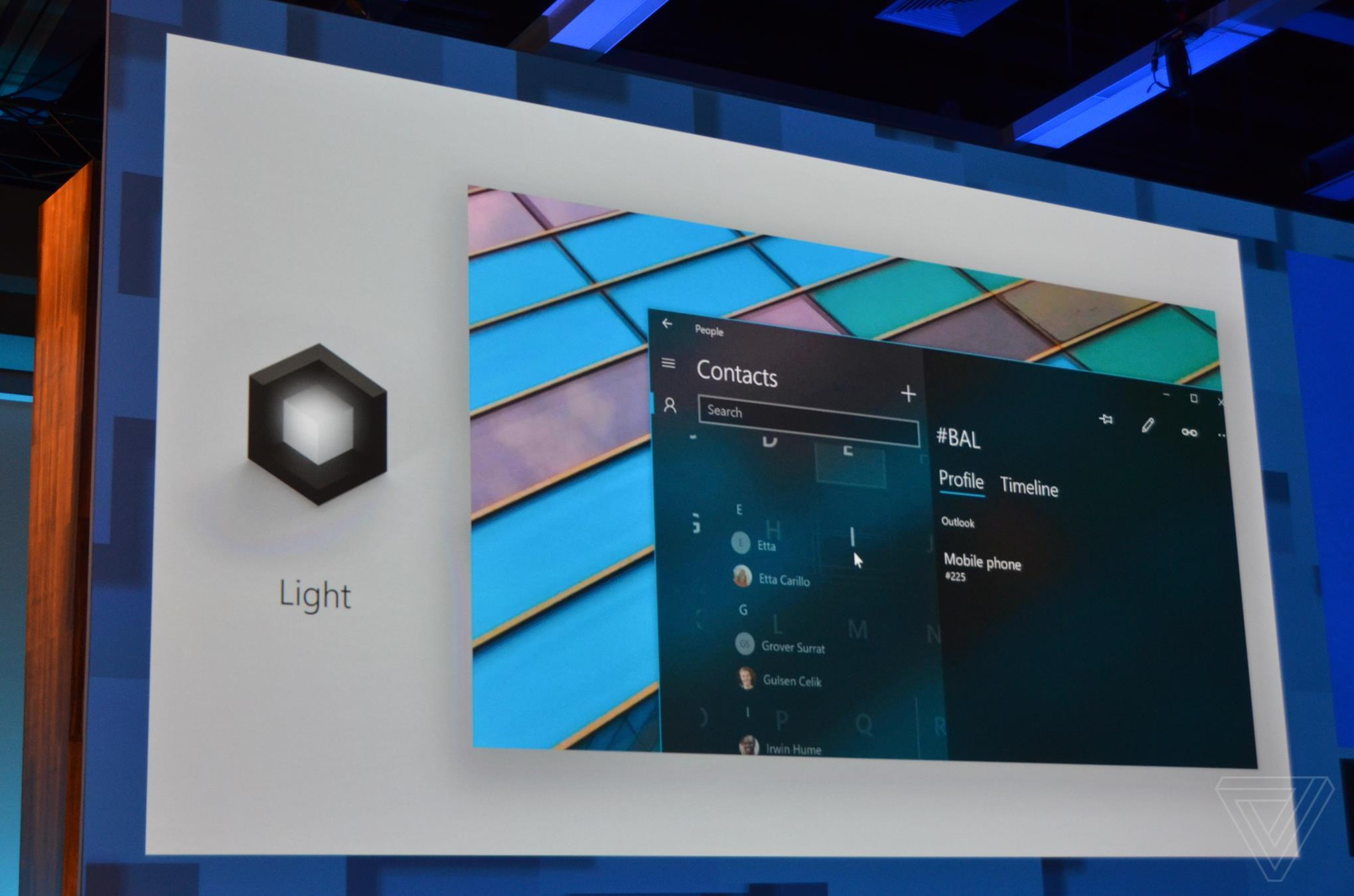 Fluent design is microsoft 39 s new metro ui for windows and for Decor systems