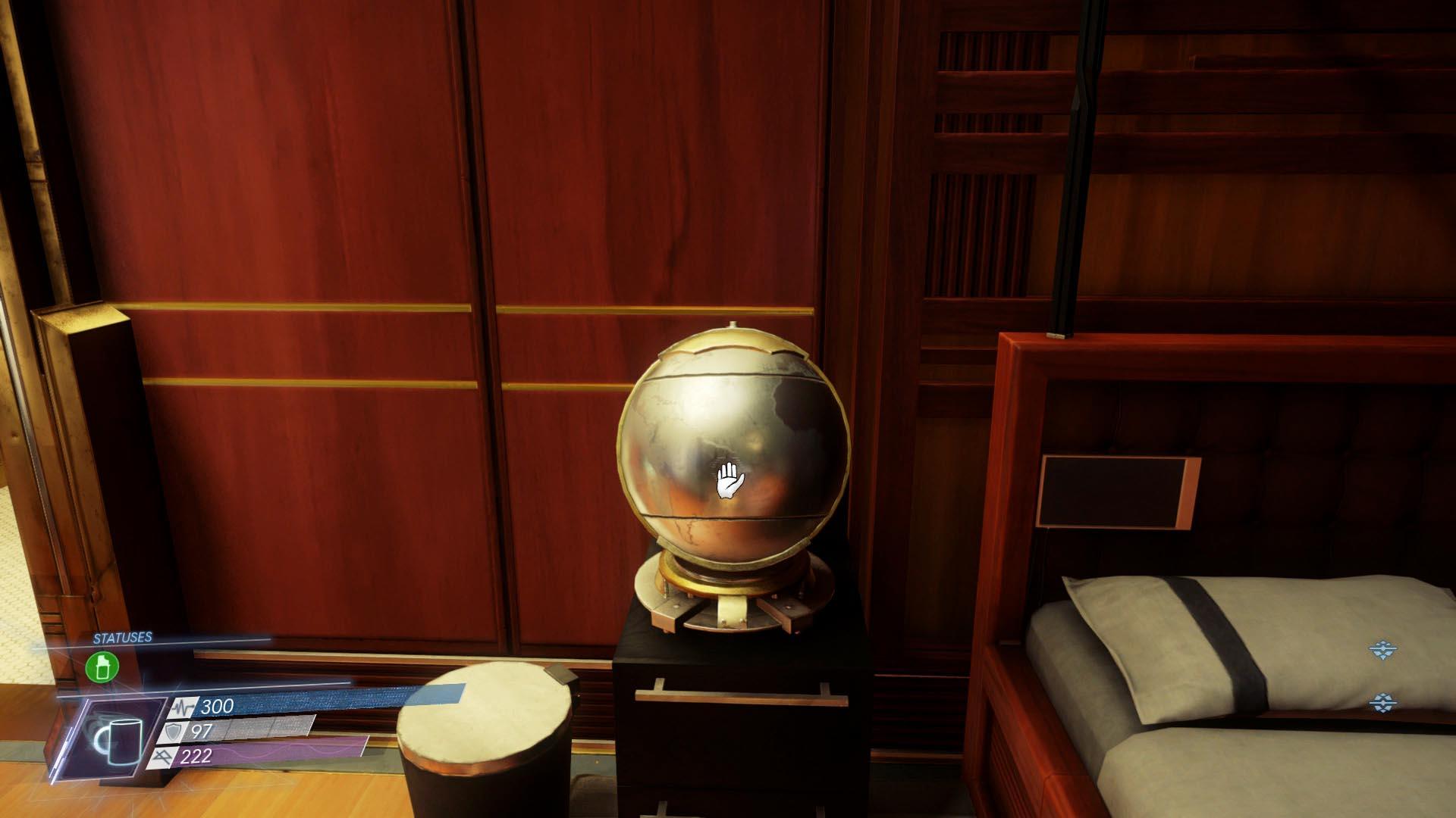 Where Is Escape Pod Key In Alex Room