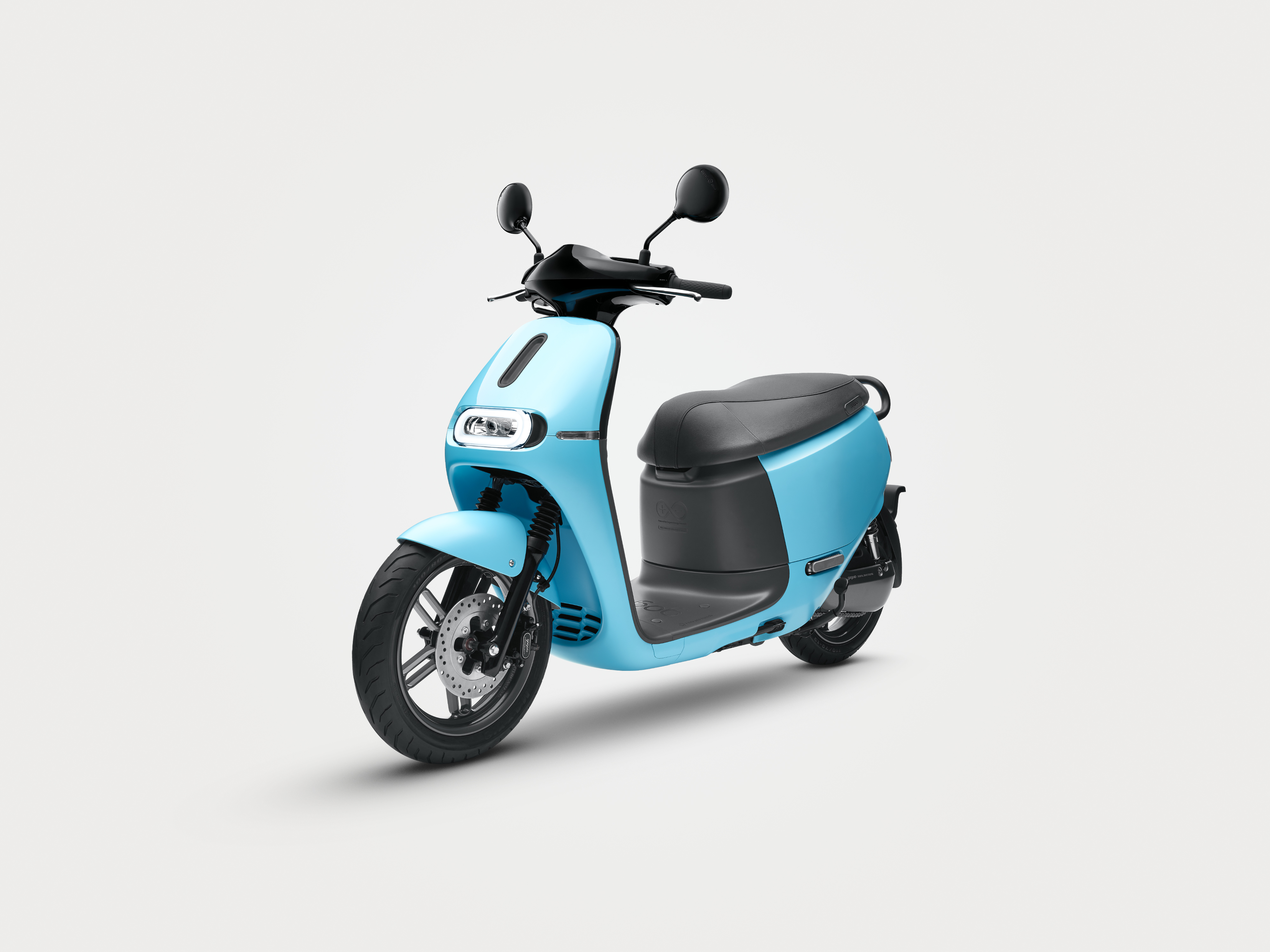gogoro s colorful new electric scooter is twice as cheap but just as fast as before the verge. Black Bedroom Furniture Sets. Home Design Ideas