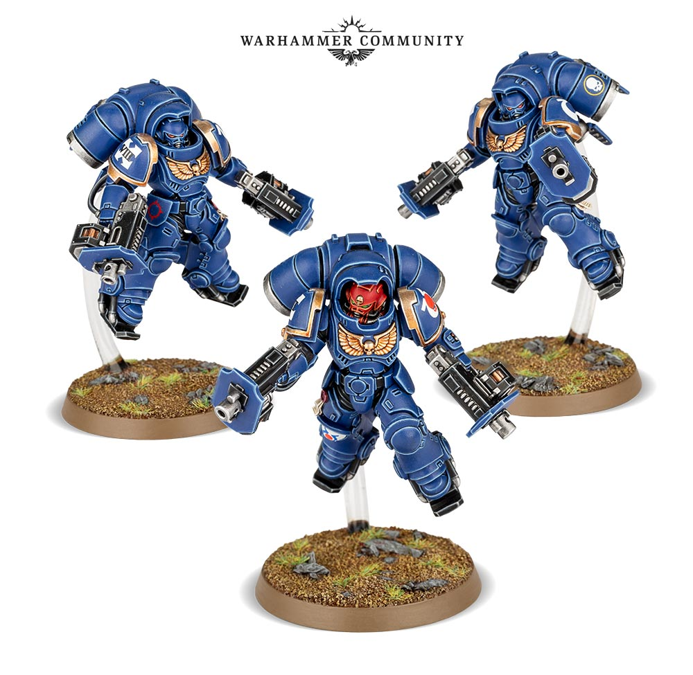 Warhammer 40K's 8th edition gives Space Marines a new look - Polygon