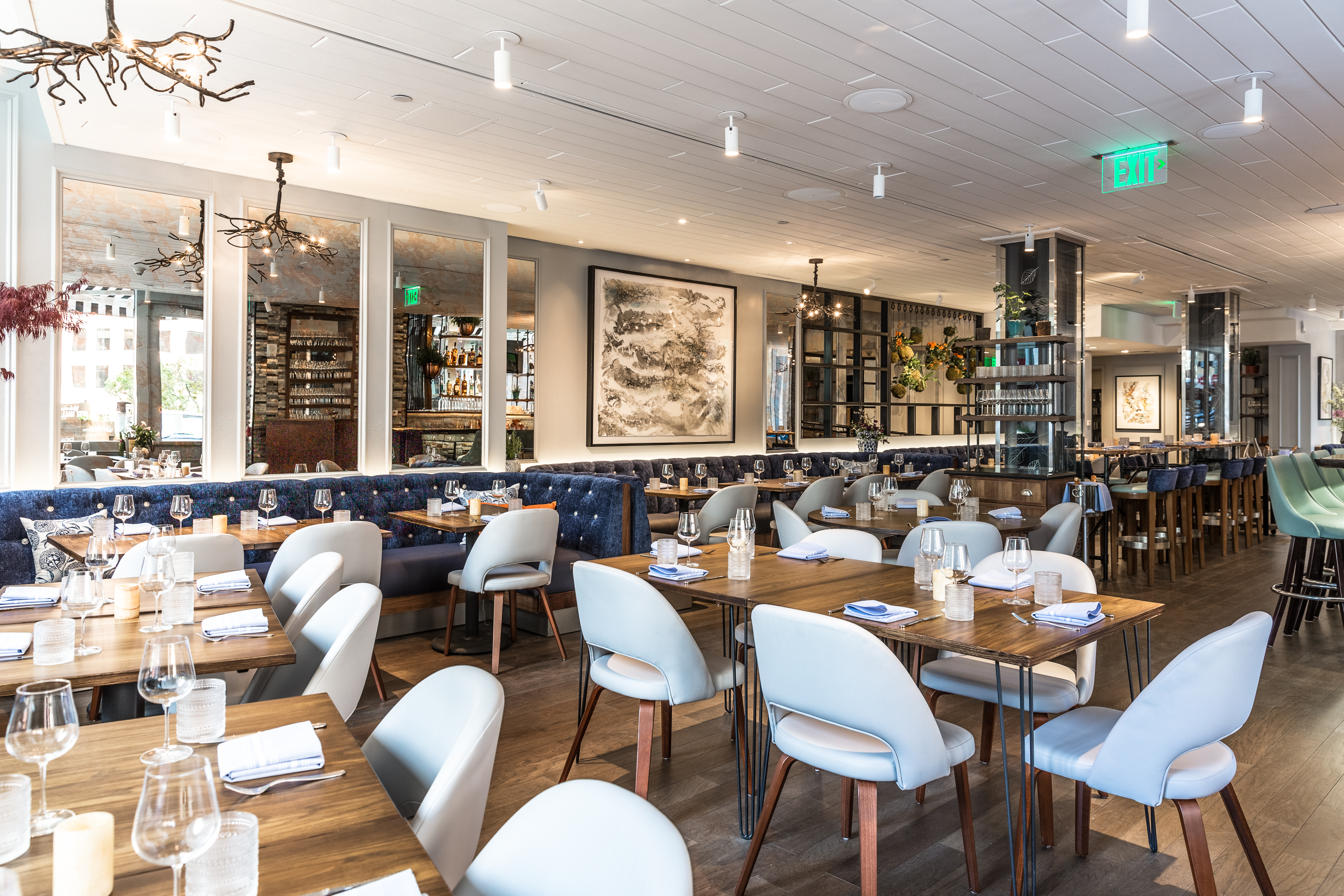 look inside cultivar, opening at the ames hotel on friday - eater