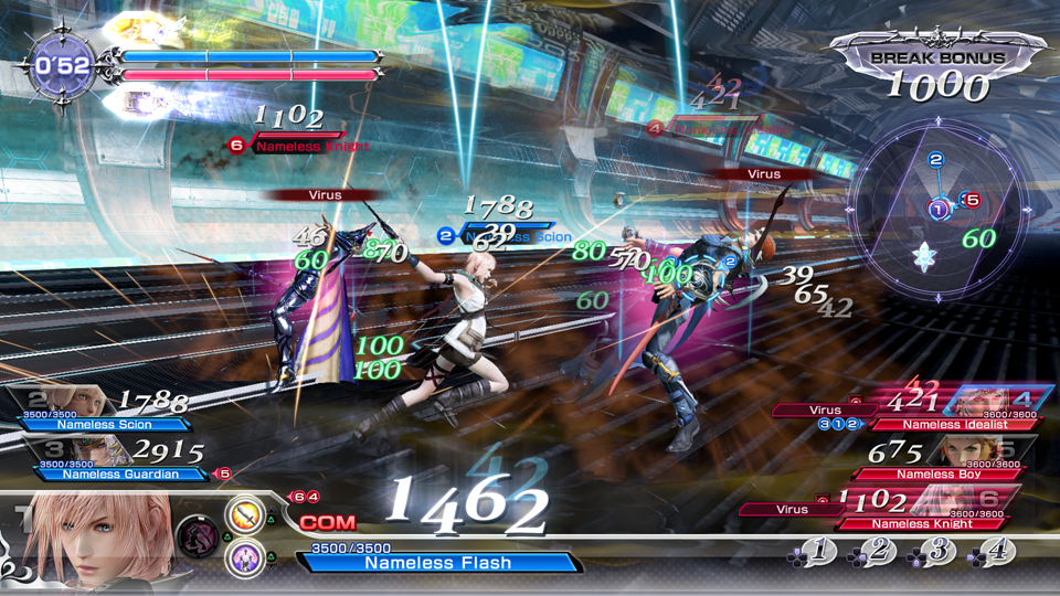 dissidia nt how to get s rank