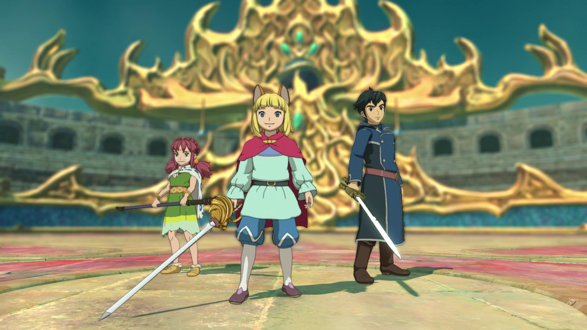 The new Ni No Kuni isn't technically a Studio Ghibli game, but it
