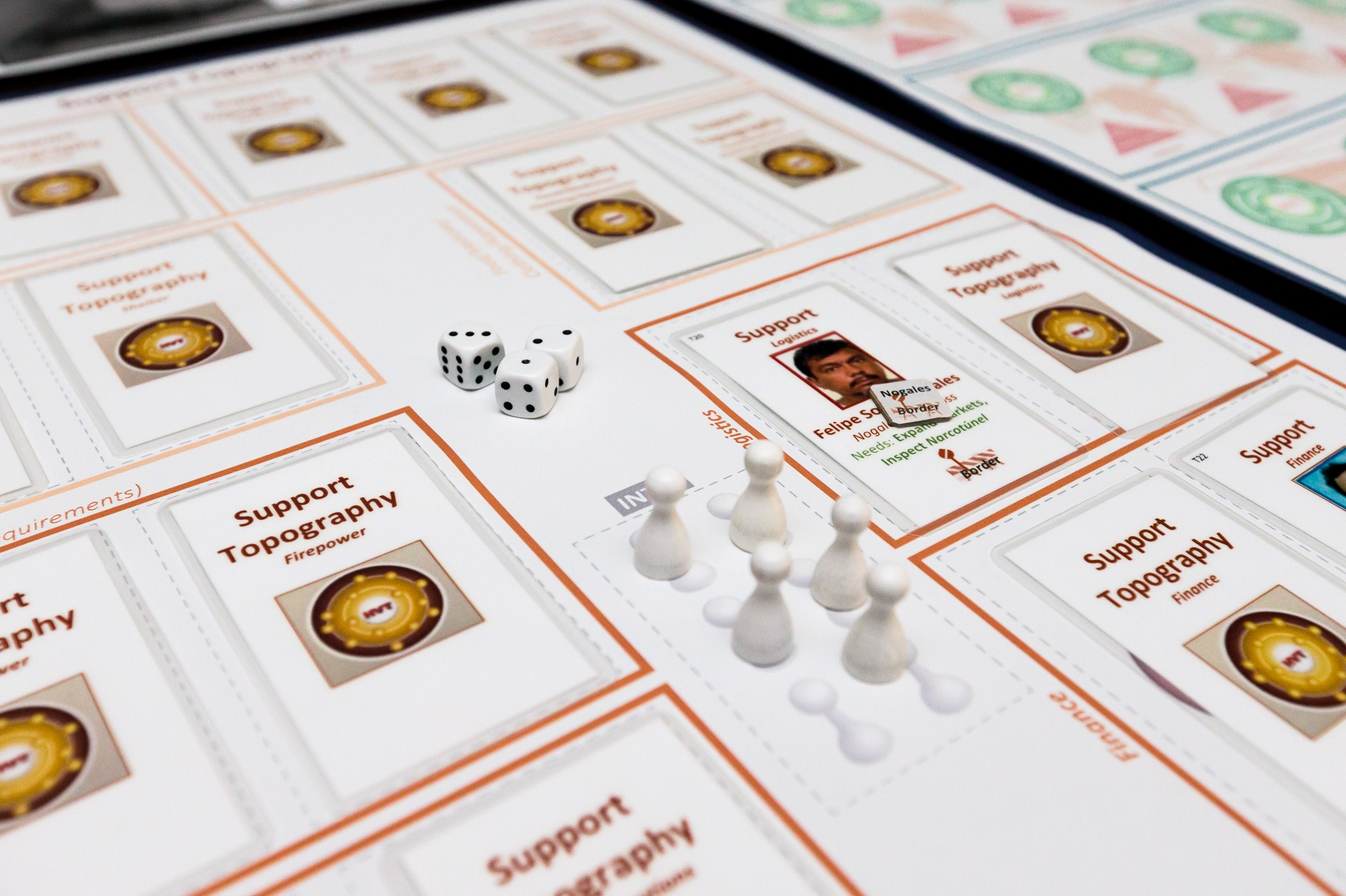 The art and craft of making board games for the CIA - Polygon