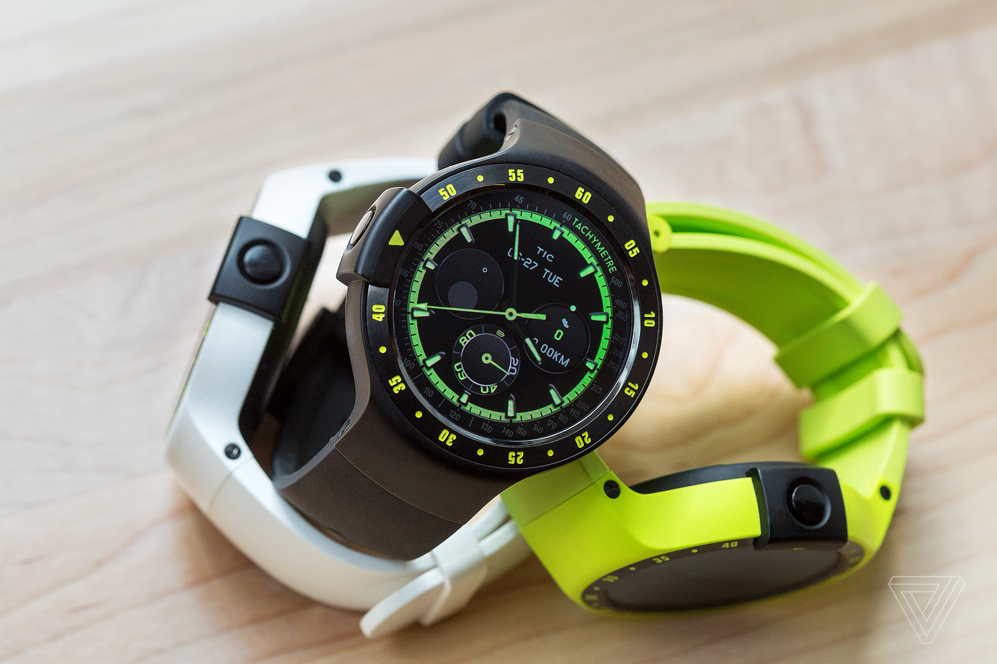 These New Android Wear Watches Start At Under 100 The Verge