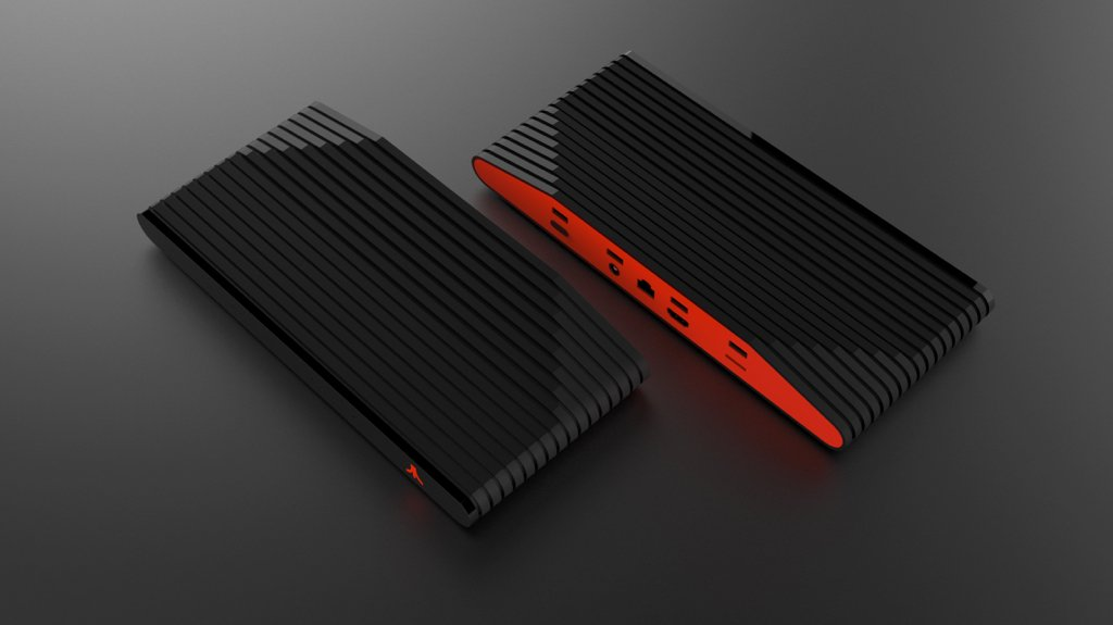 Atari reveals first pictures of its new games console