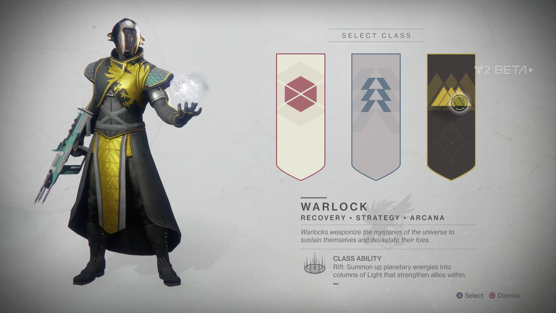 Destiny 2 Guide Which Class Should You Choose