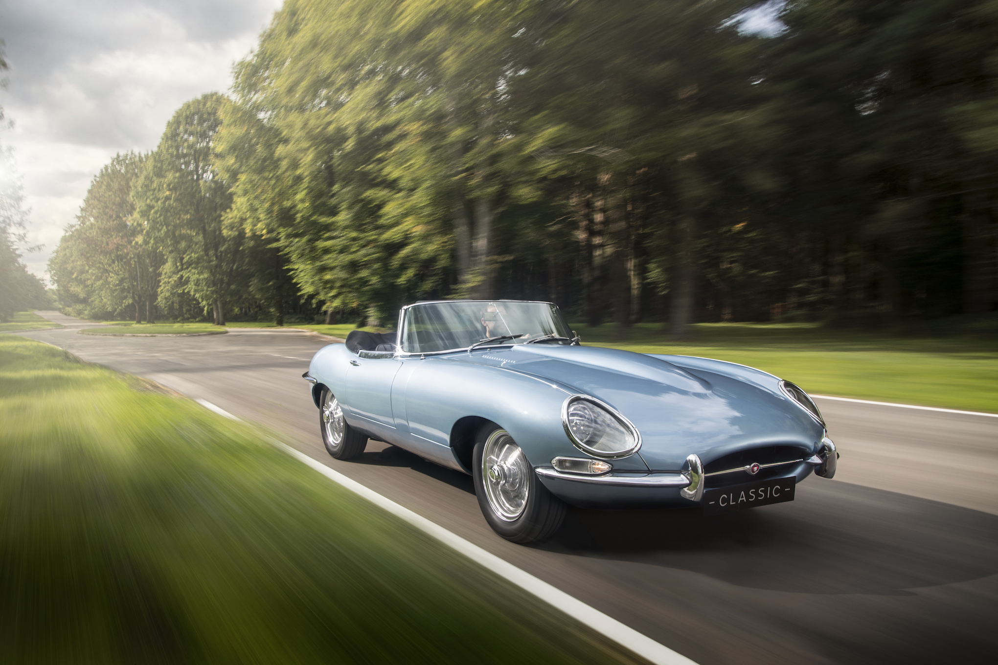jaguar s e type zero is the most beautiful electric car yet the verge. Black Bedroom Furniture Sets. Home Design Ideas