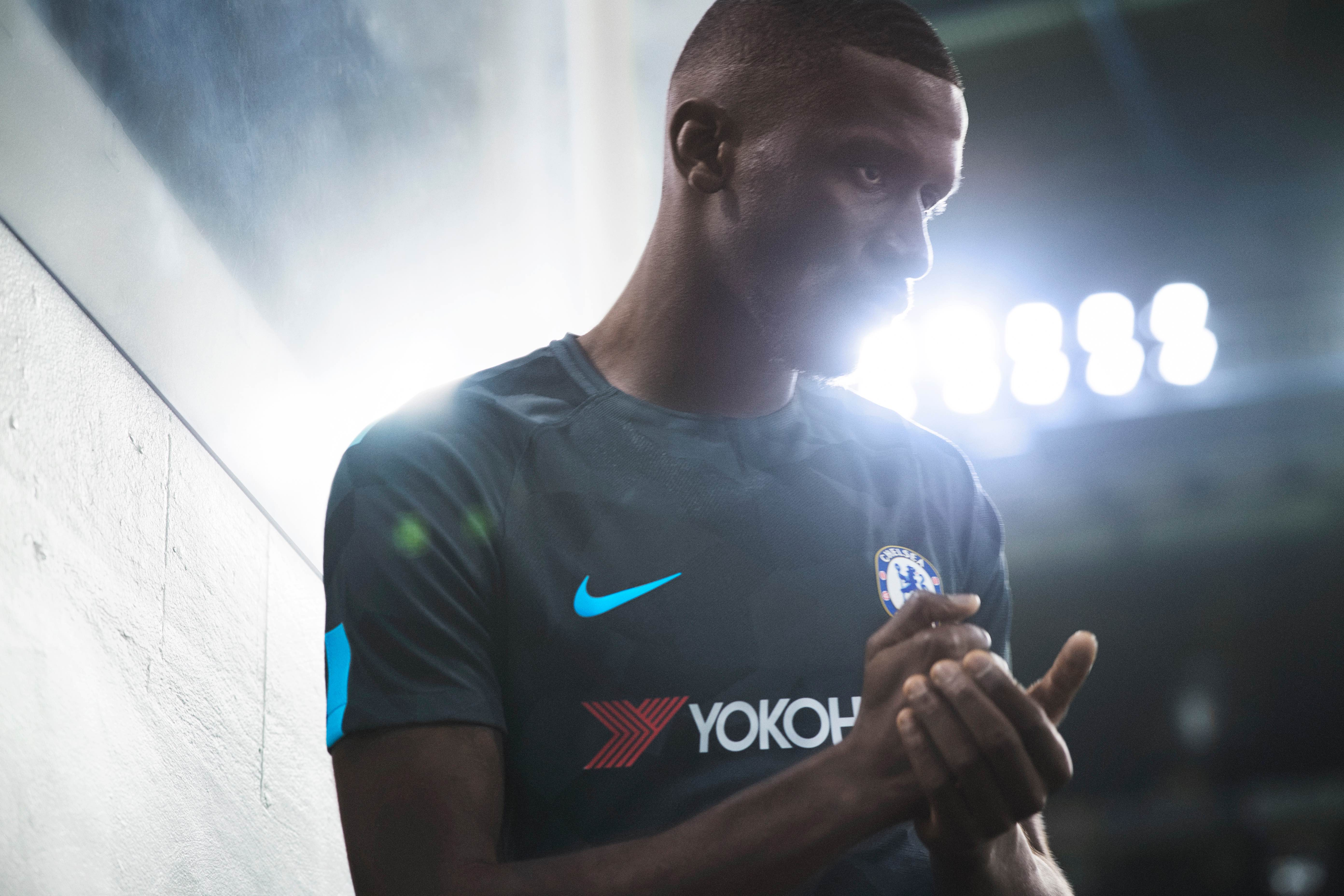 New Nike Chelsea 2017 18 Third Kit Officially Unveiled We Ain T Got No History