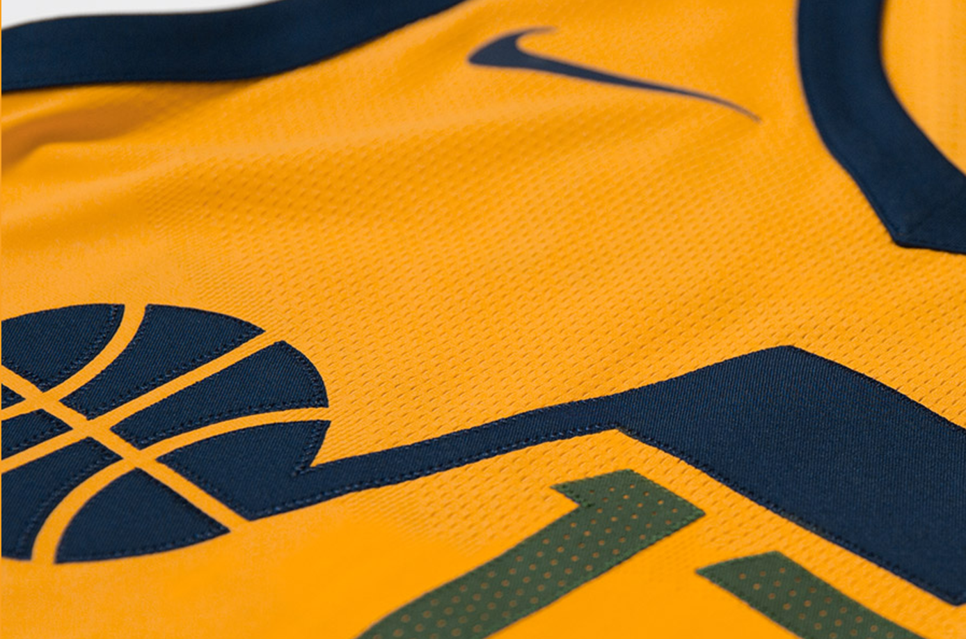 Utah Jazz and Nike Officially Debut Statement Gold Jerseys - SLC Dunk 4423993f2613