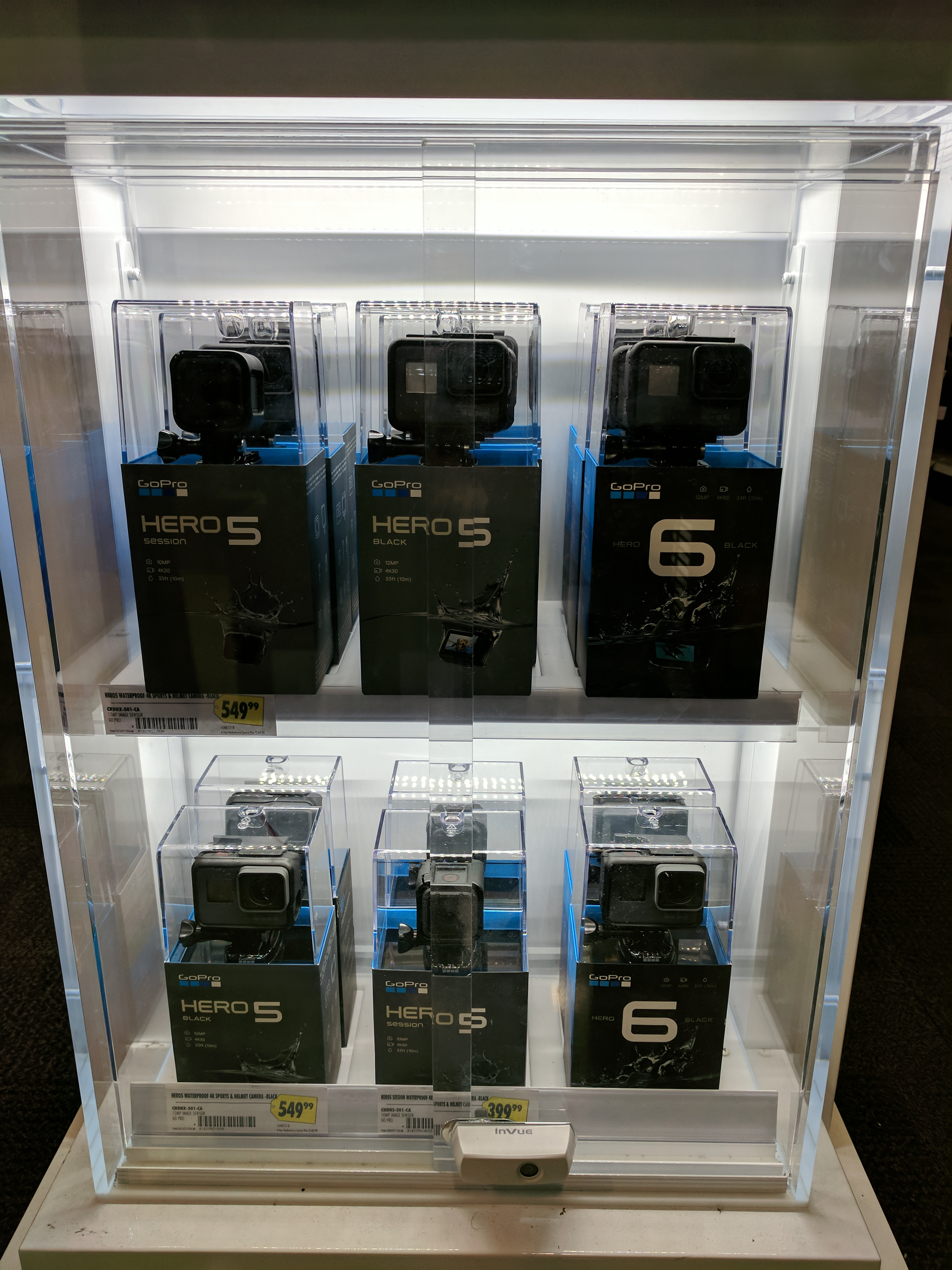 GoPro Hero 6 Black leaks again, will shoot 240 fps slow