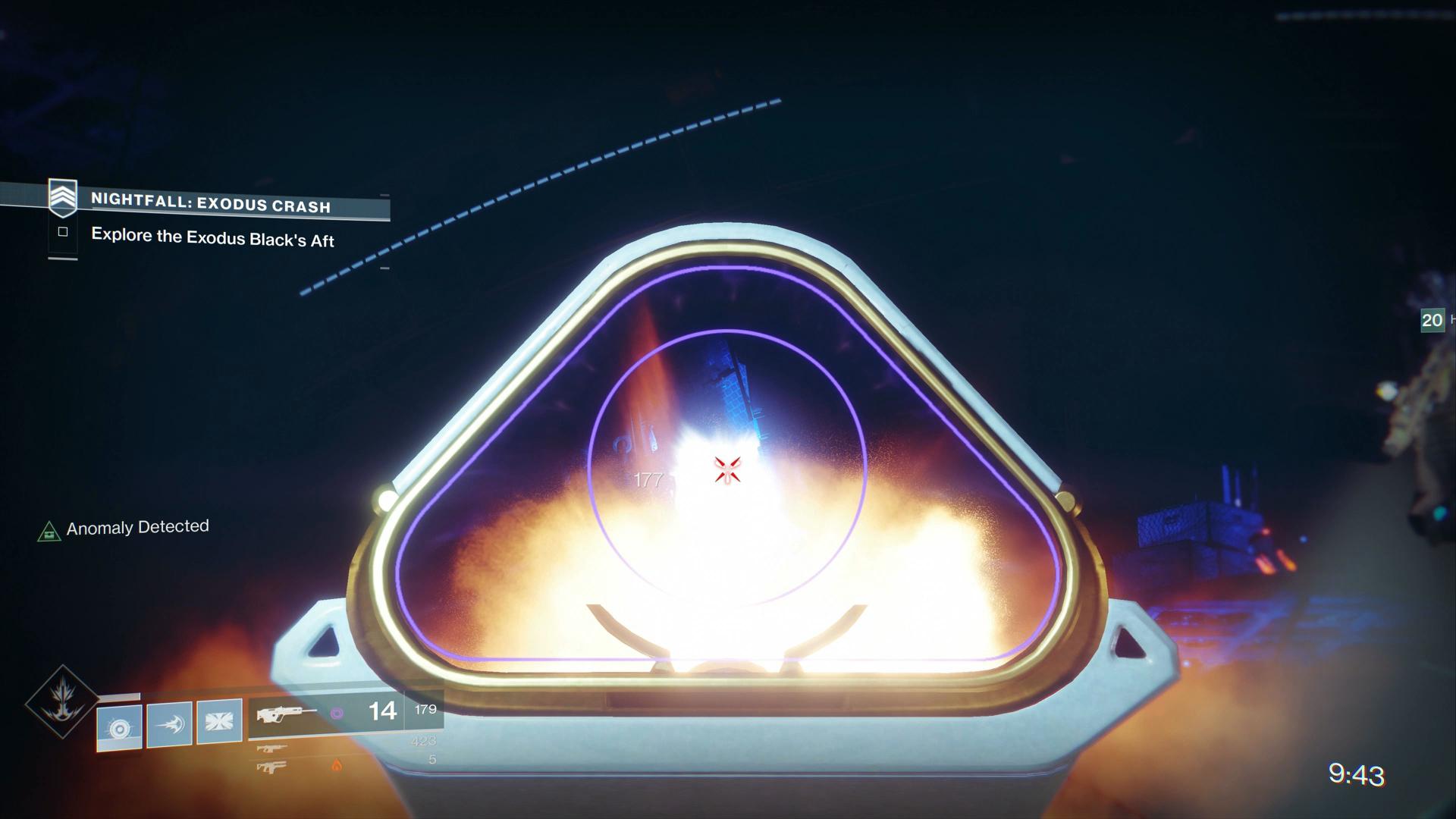 Destiny 2 guide: Exodus Crash Nightfall - Polygon