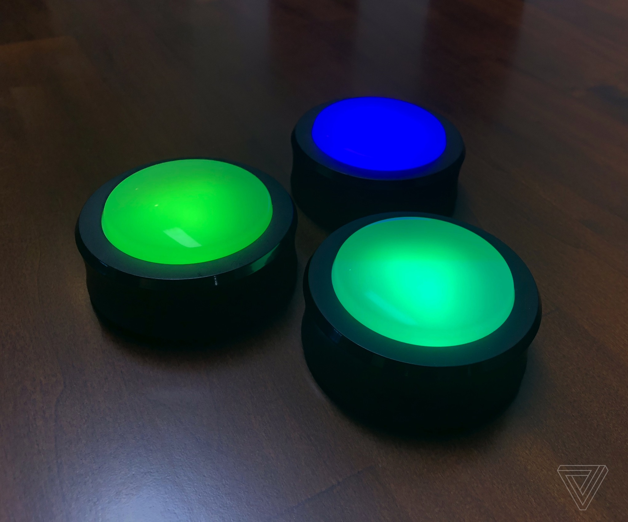 Amazon announces $20 Echo Buttons for playing trivia games ...