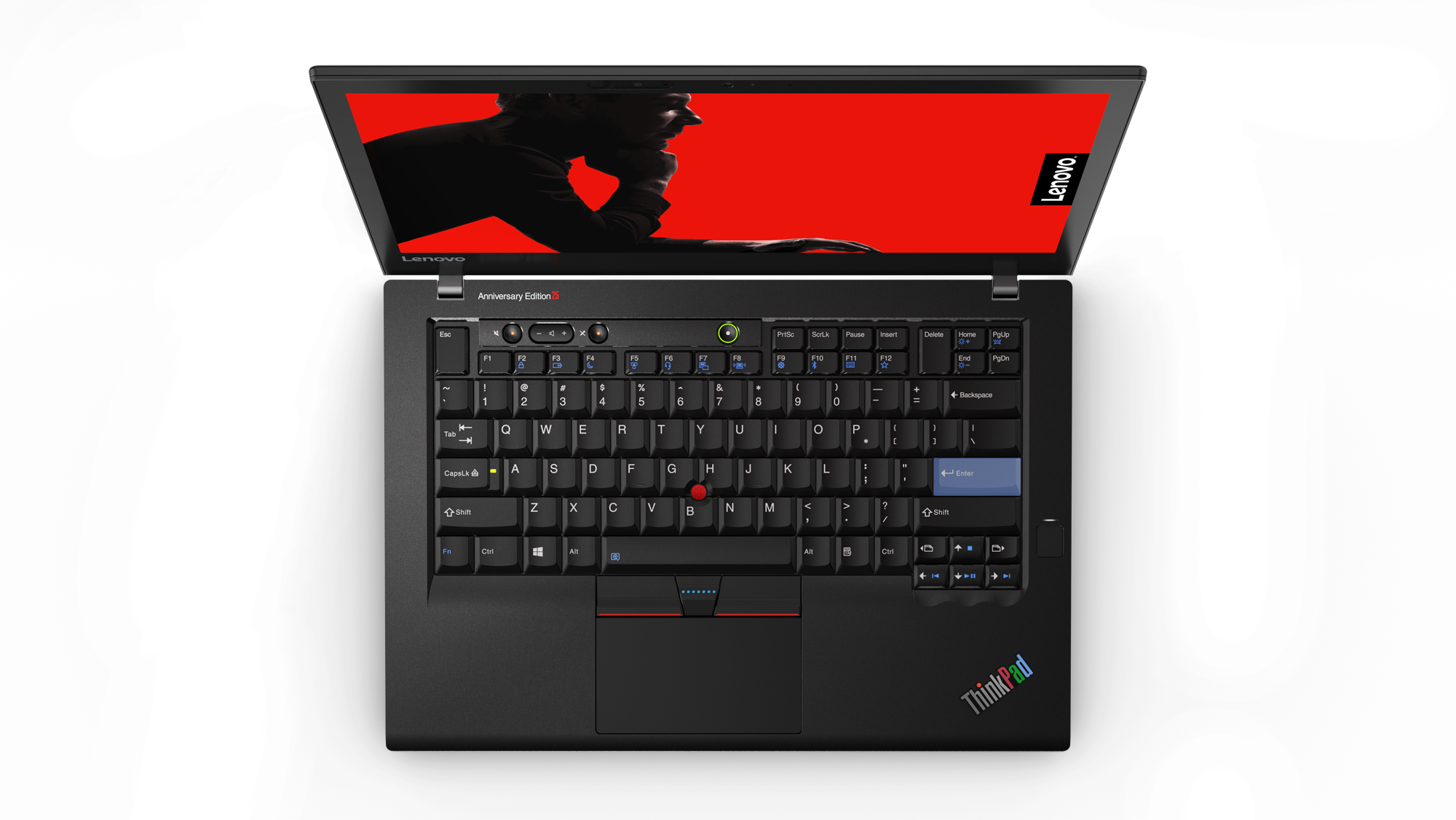 ThinkPad Anniversary Edition 25: Limited Edition ThinkPad Goes Retro