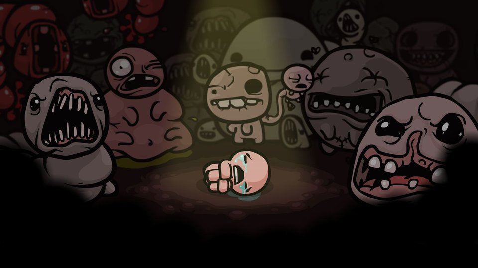 The Binding of Isaac Rebirth developer unveils new character eden