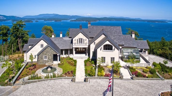 San Juan Islands Waterfront For Sale
