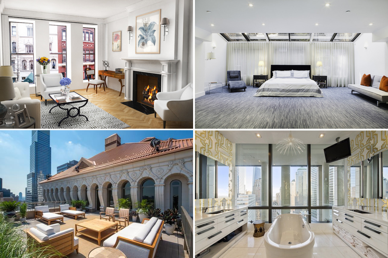 828 fifth avenue curbed ny for New york penthouse rent