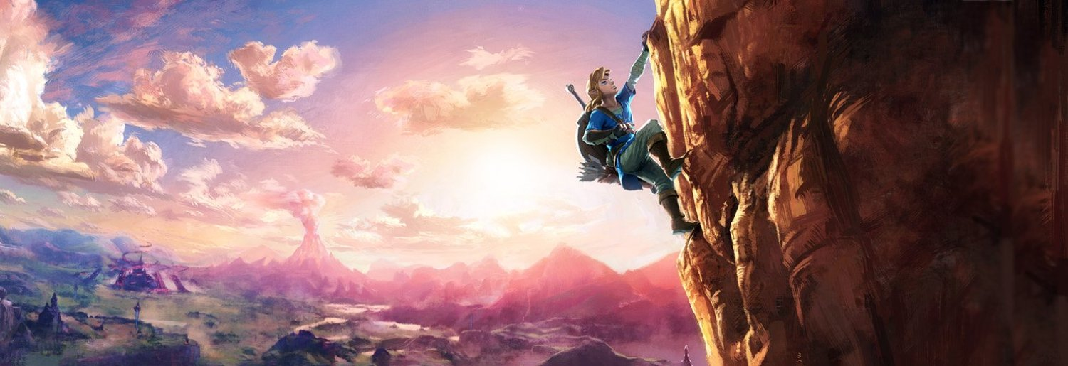 Dual Screen Hd Fantasy Wallpapers Get Your Fix Here: Here's Some Gorgeous Artwork From The New Zelda Game