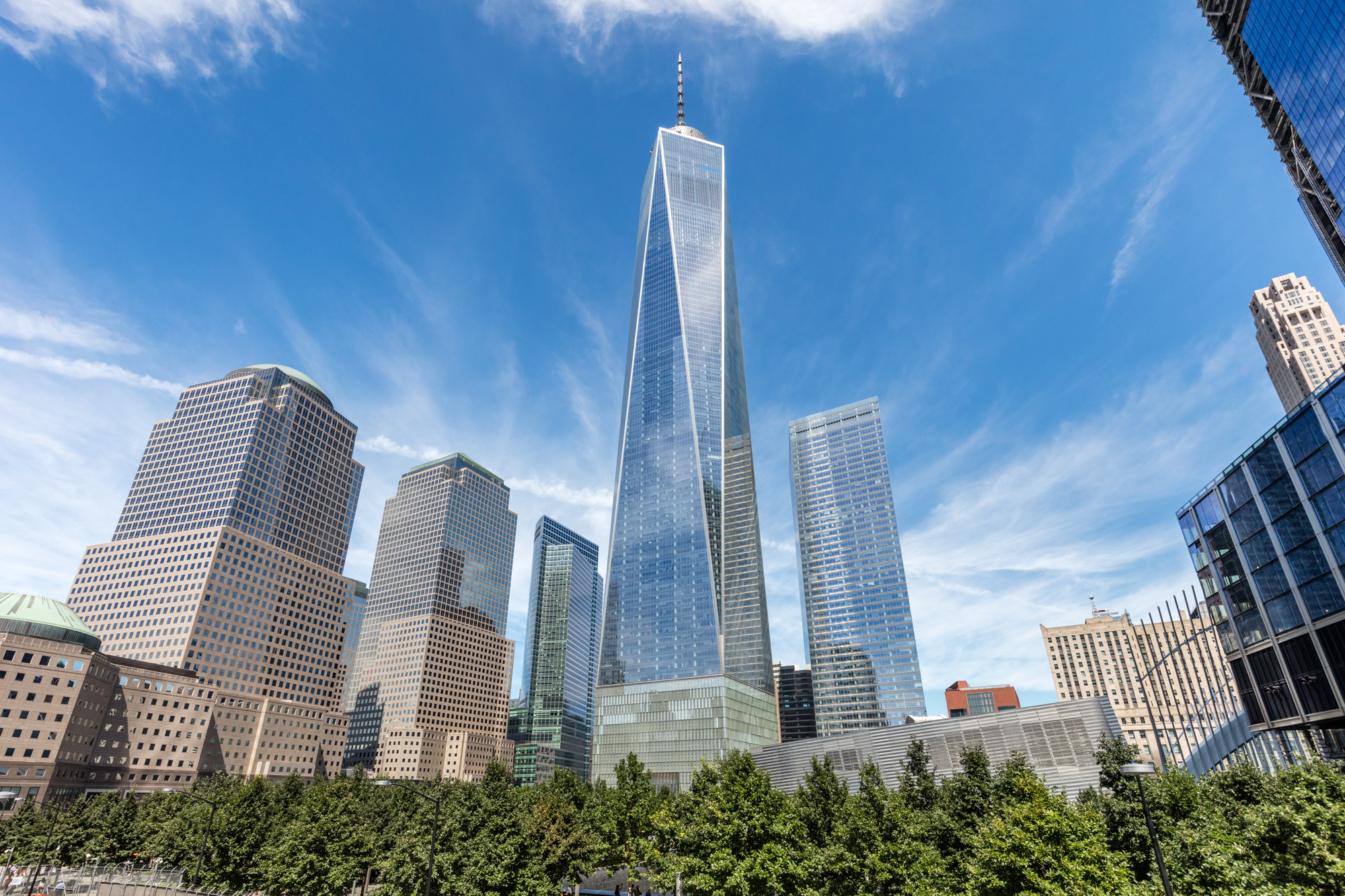 World One Trade Center