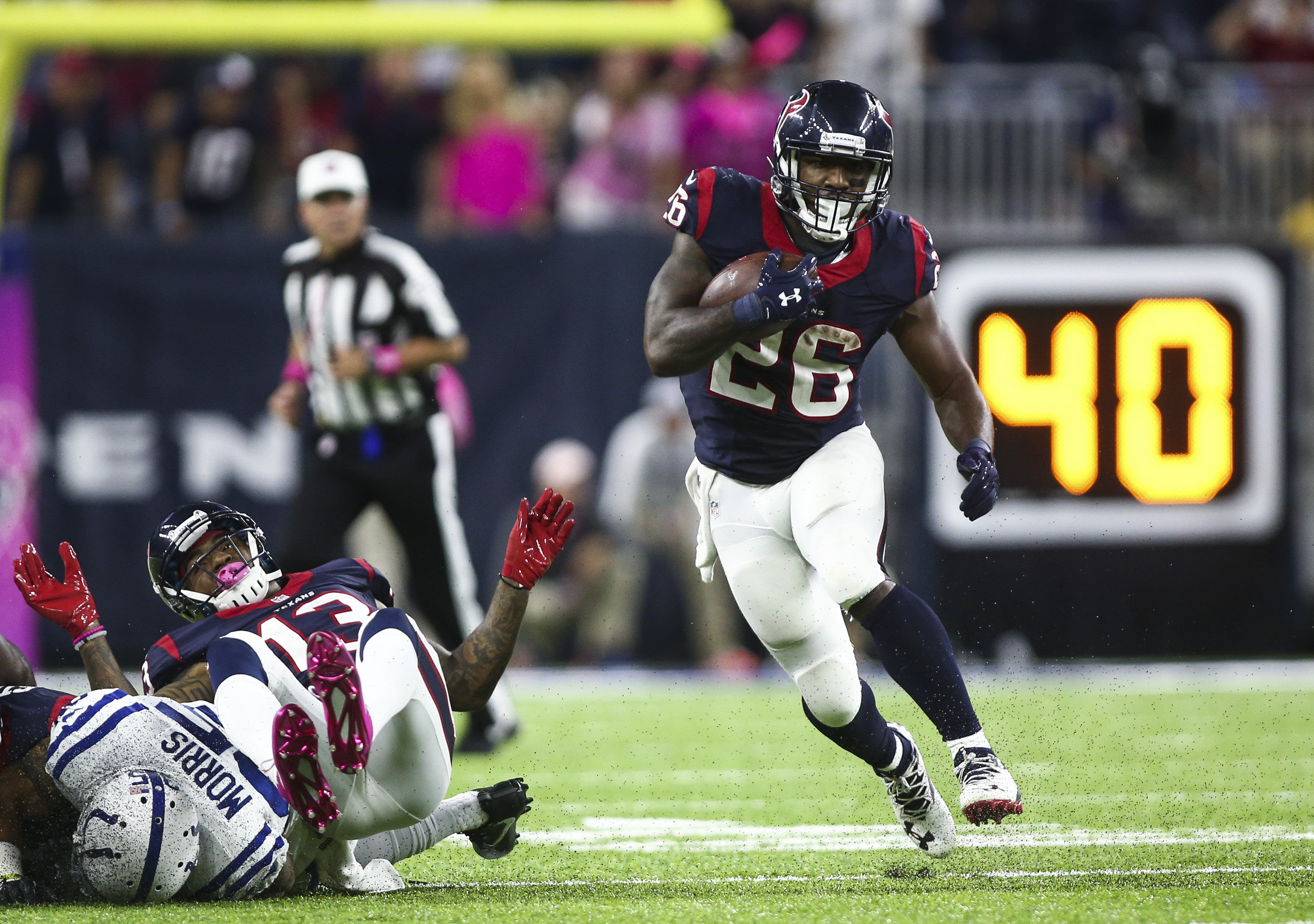 Image result for texans vs colts 2016 game