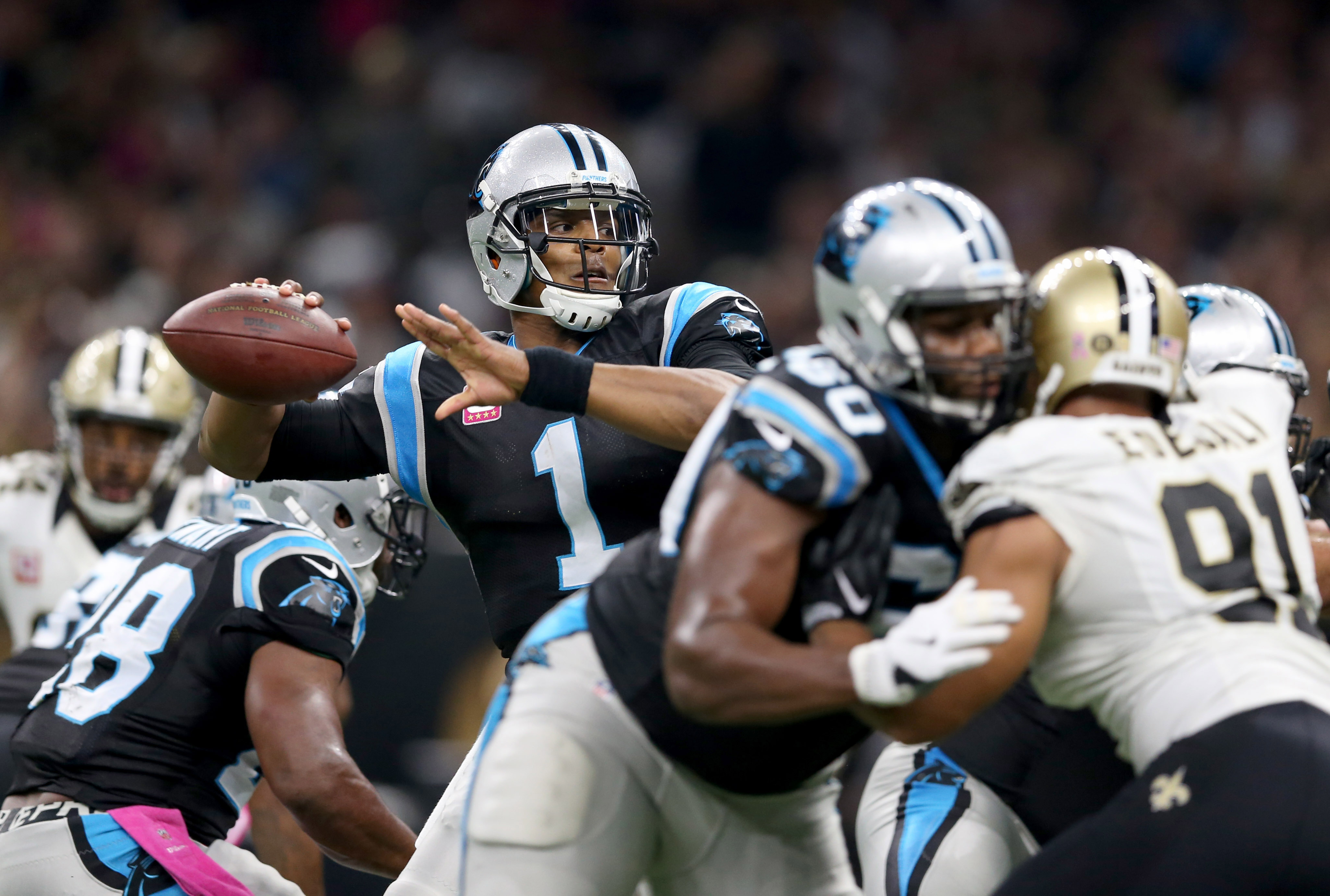 Panthers 53-man Roster: Introducing your 2016 Carolina Panthers ...