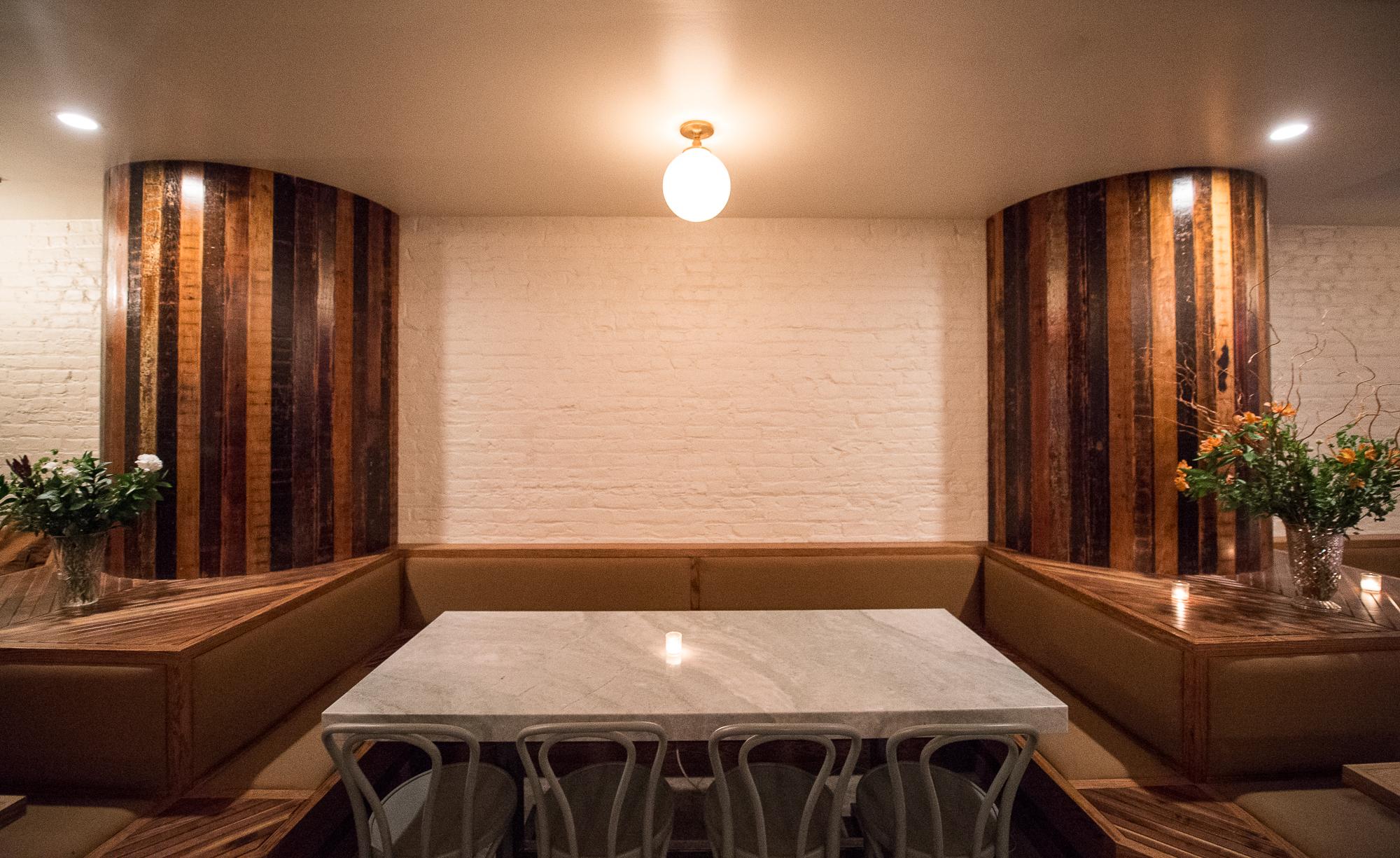 Upper east side new york restaurants   eater ny