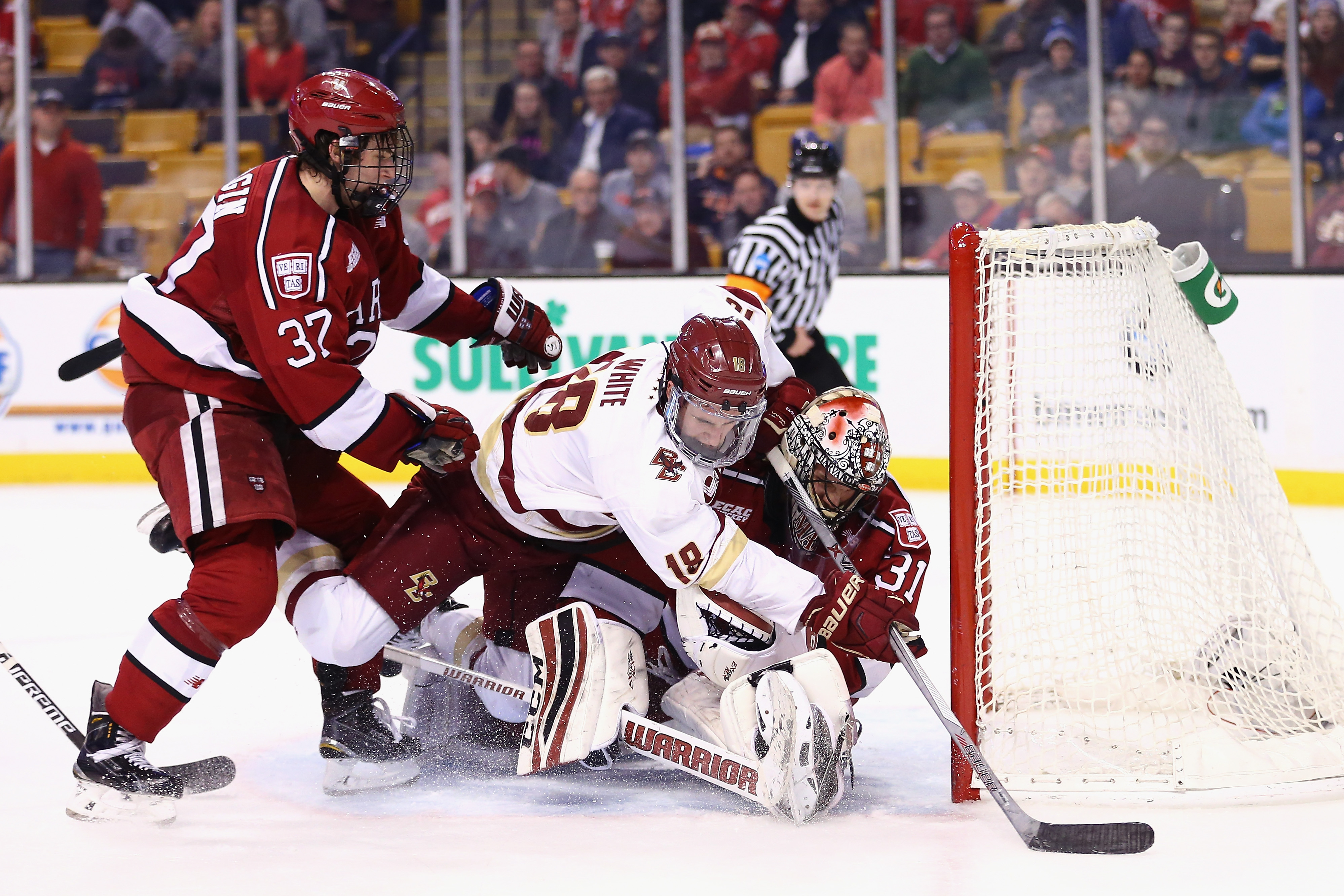 NCAA: How Much Does One Game Mean In The Wild World Of College Hockey?