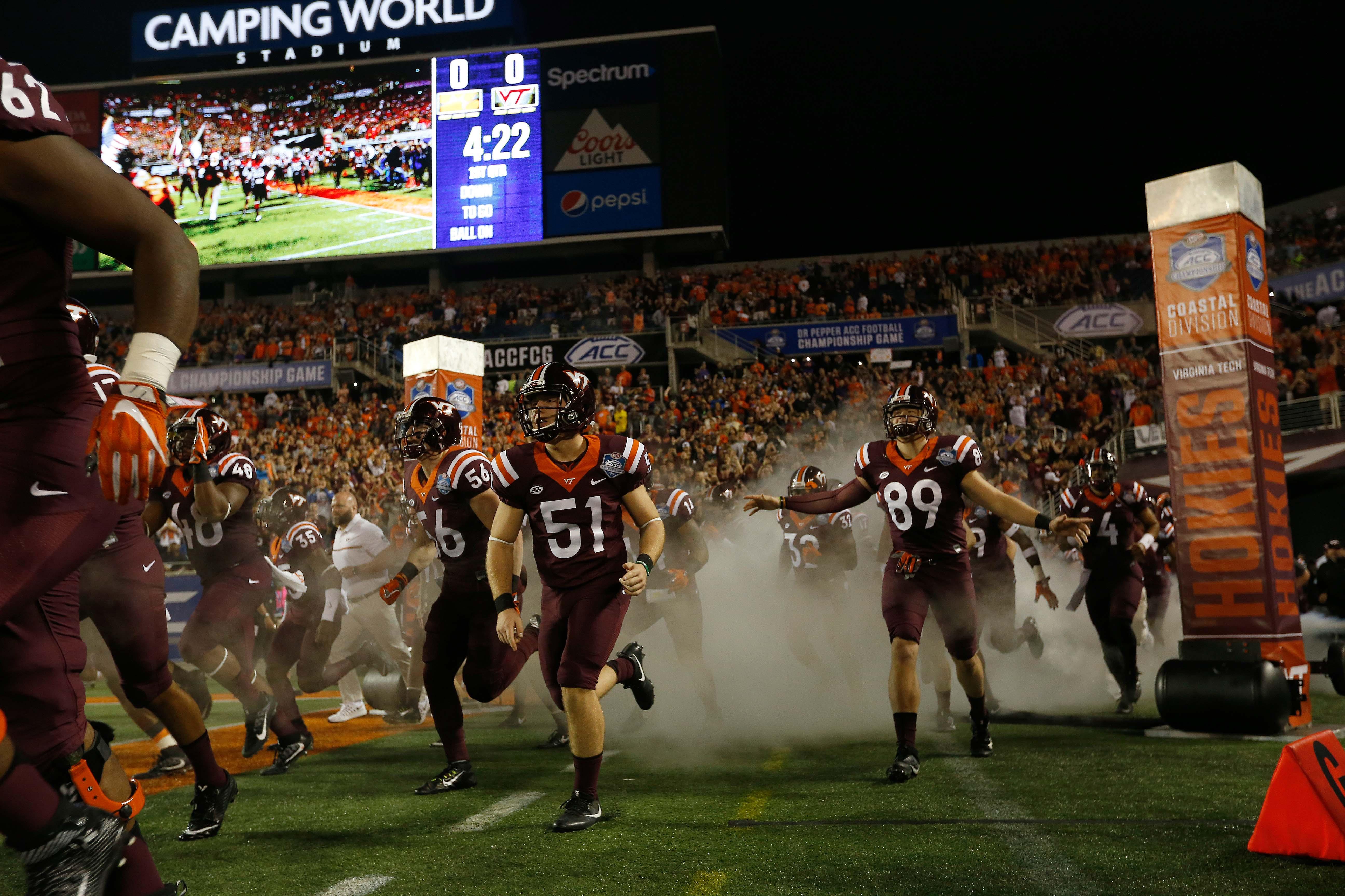 Belk Bowl Preview: The Virginia Tech Hokies vs the Arkansas