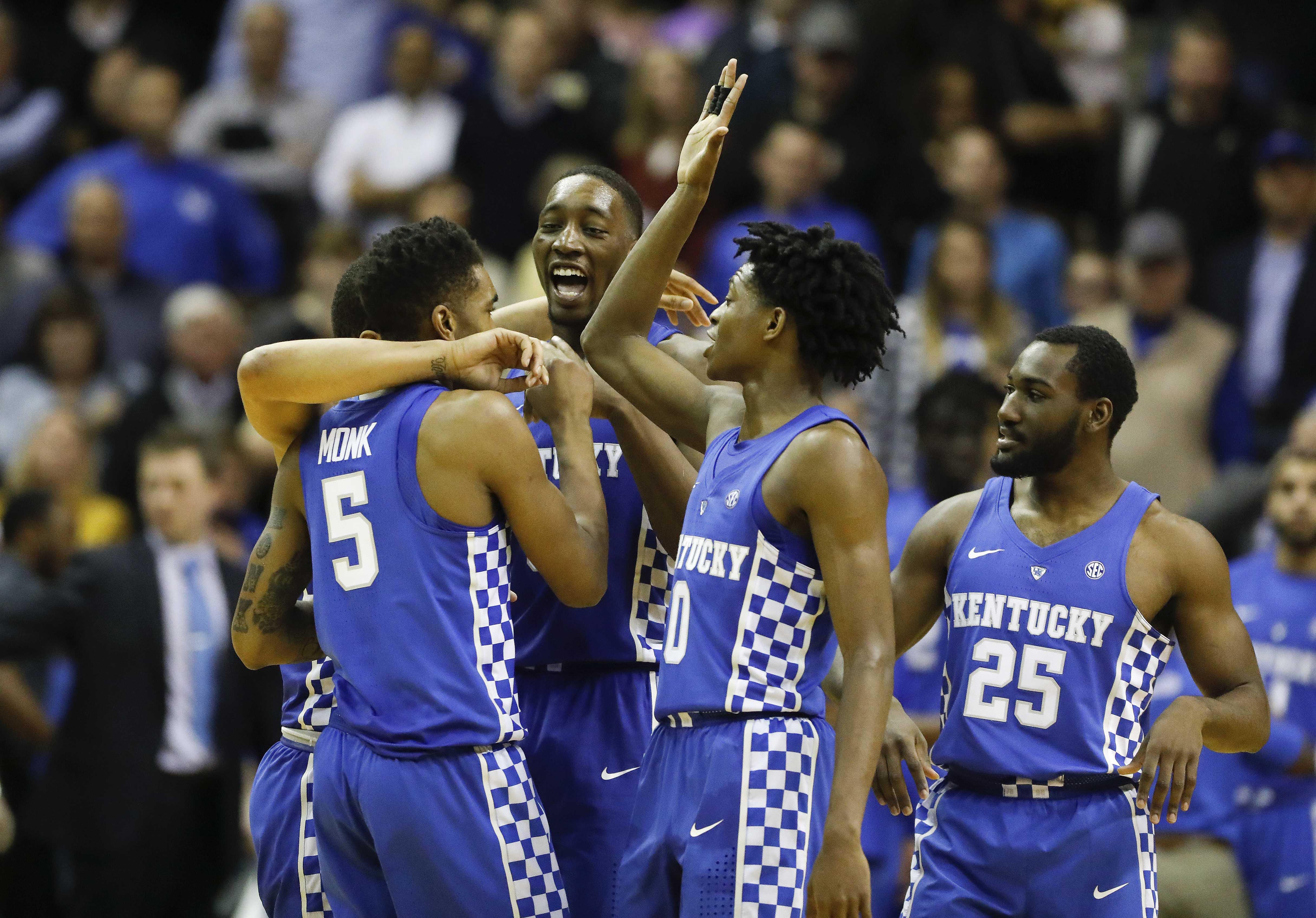 Kentucky Wildcats: Kentucky Basketball Recruiting: If Marques Bolden Picks