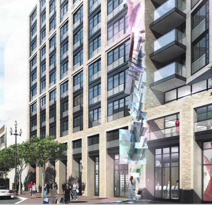 Market Street Apartments: San Francisco Development News