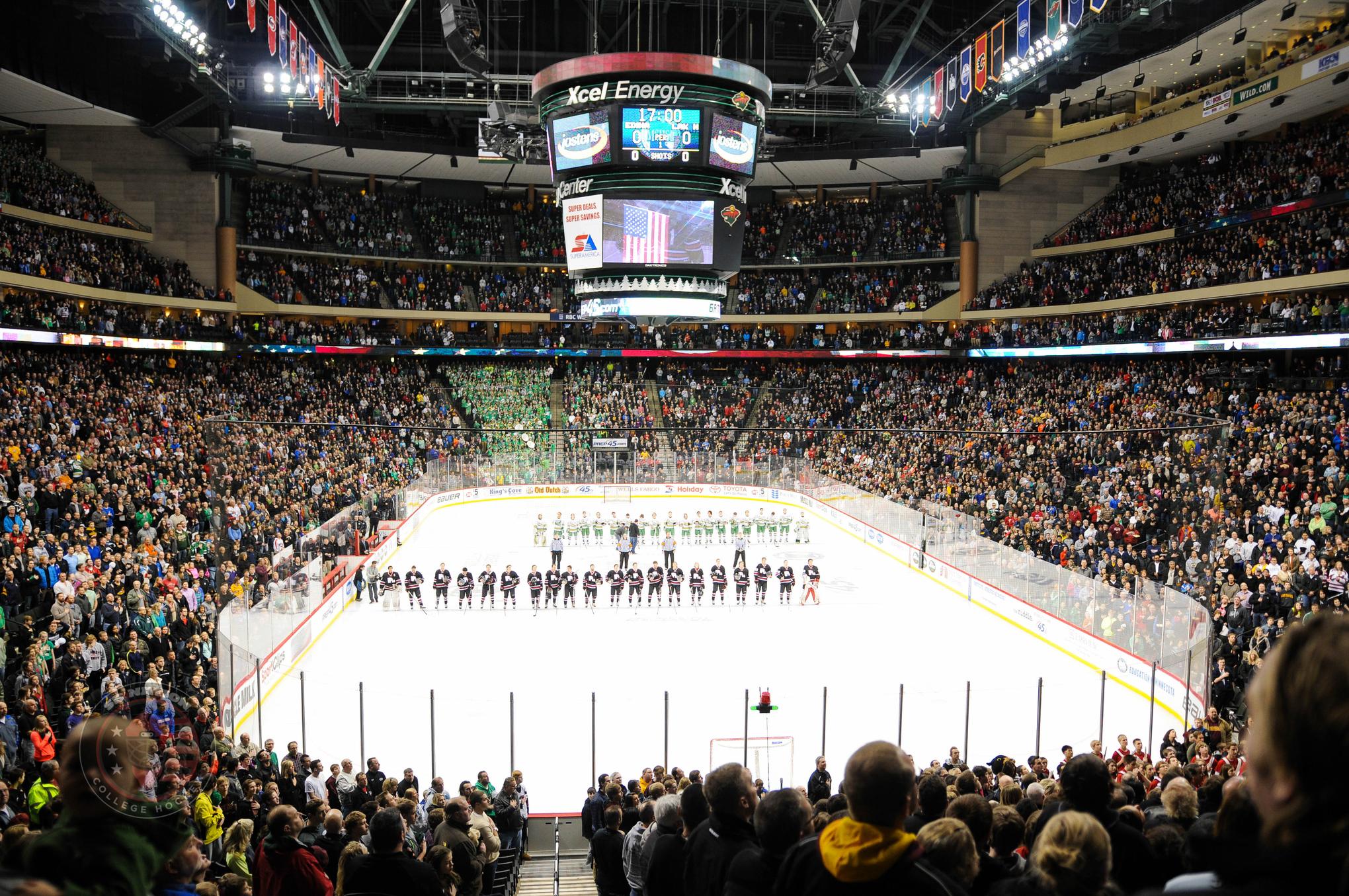 MN H.S.: Minnesota State High School Hockey Tournament Bracket