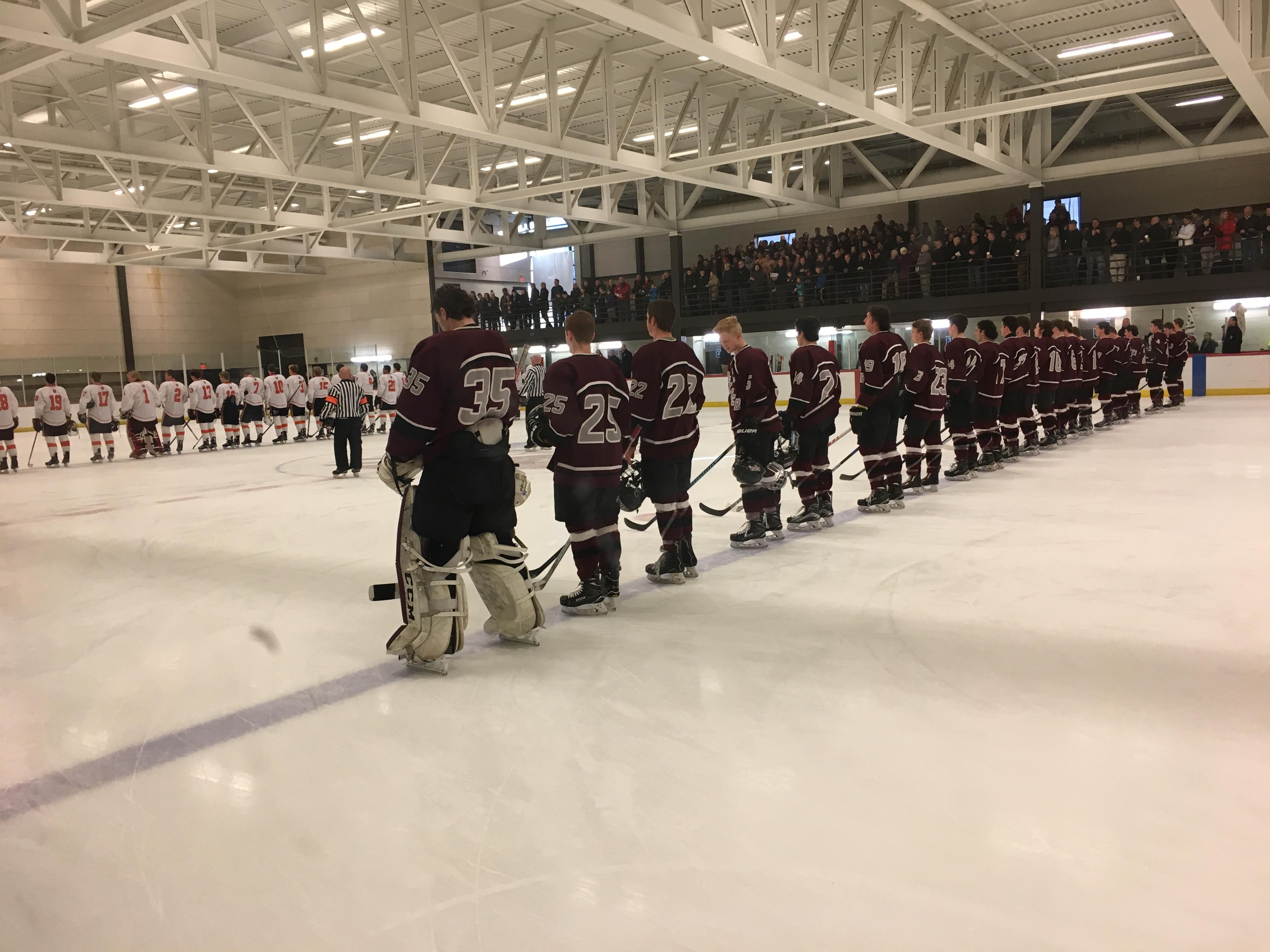 New England Prep School Hockey Finals Set For Sunday