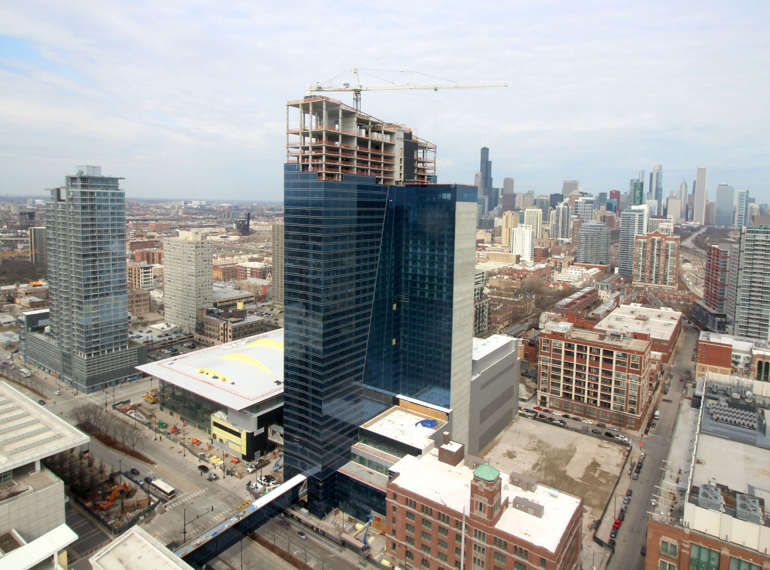 A Closer Look At Jeanne Gang S Planned 93 Story Vista
